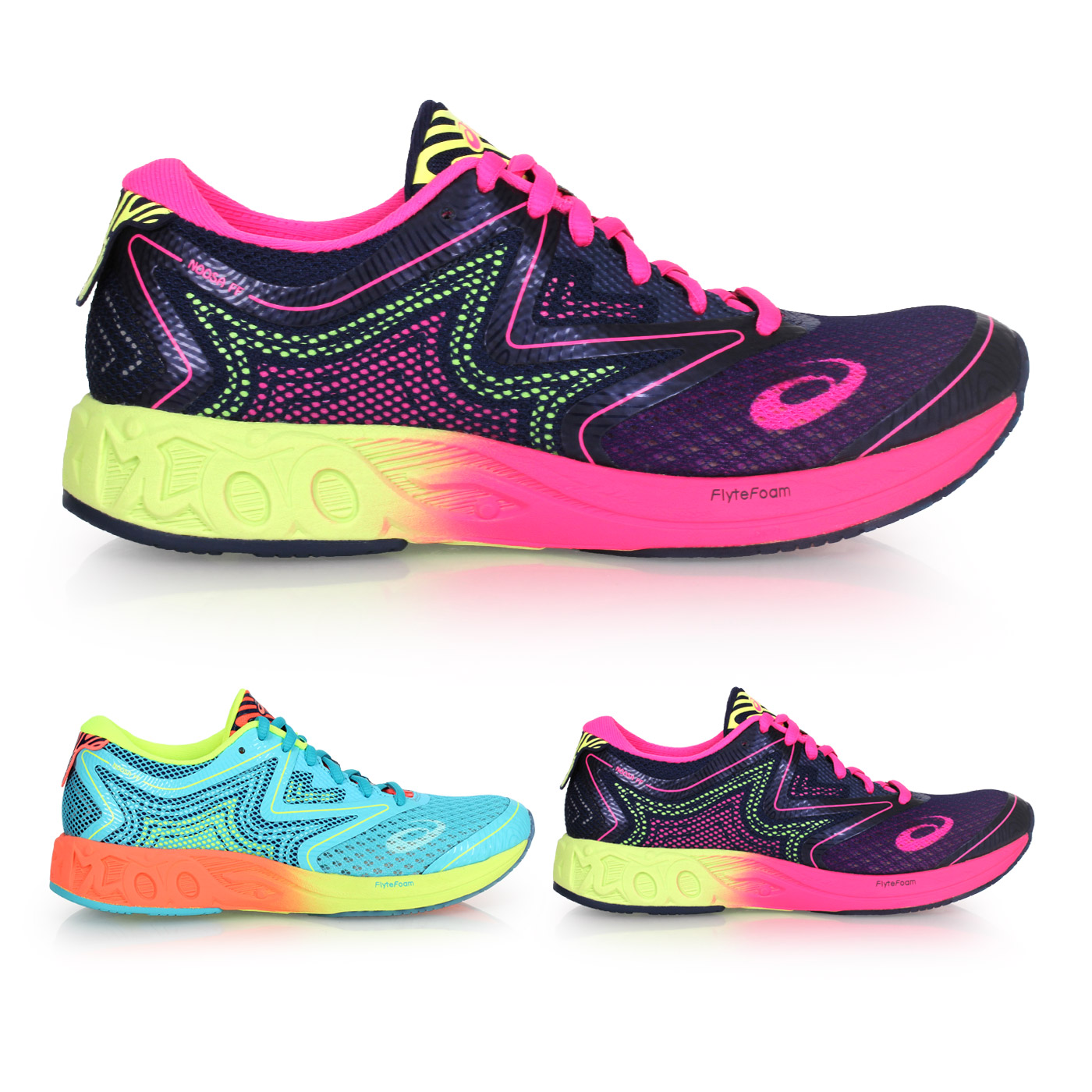 ASICS 女路跑鞋  @NOOSA FF@T772N-3906