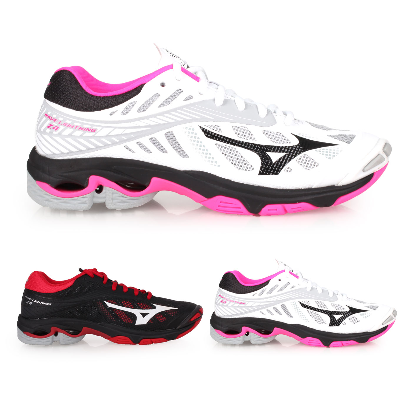 MIZUNO 女排球鞋  @WAVE LIGHTNING Z4@V1GC180064