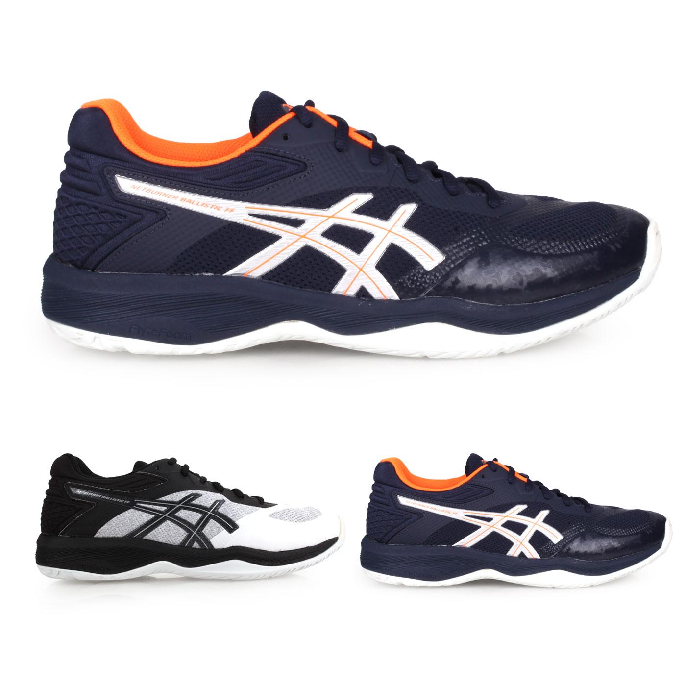 ASICS 排羽球鞋  @NETBURNER BALLISTIC FF@1051A002-100