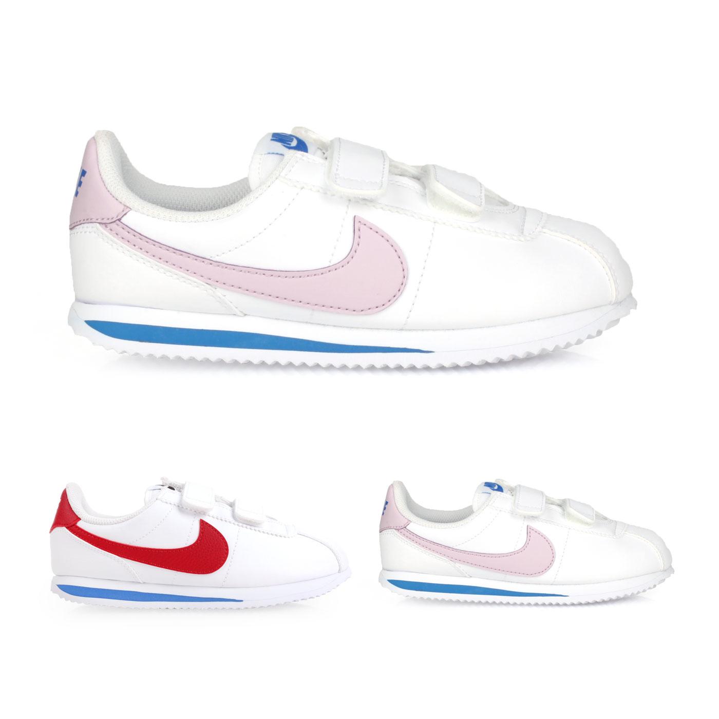 NIKE 兒童復古休閒鞋  @CORTEZ BASIC SL (PSV)@904767103
