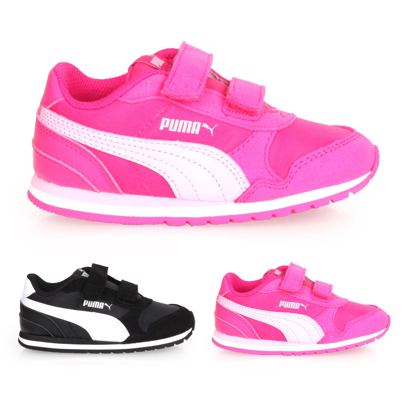 PUMA 小童復古慢跑鞋  @ST Runner v2 NL V  Inf@36529501