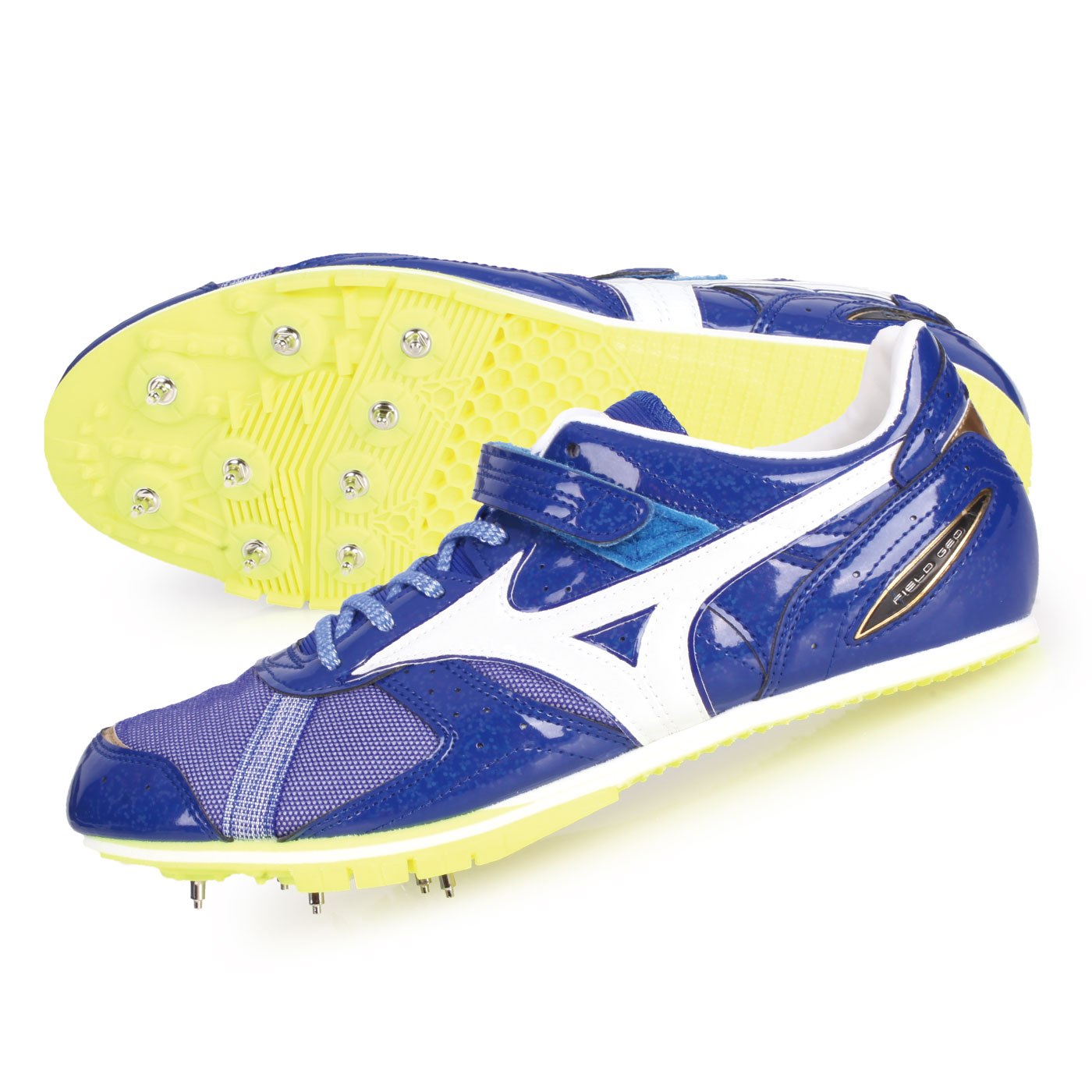 MIZUNO 特定-日製田徑釘鞋(跳遠)  @FIELD GEO LJ-B@U1GA194001