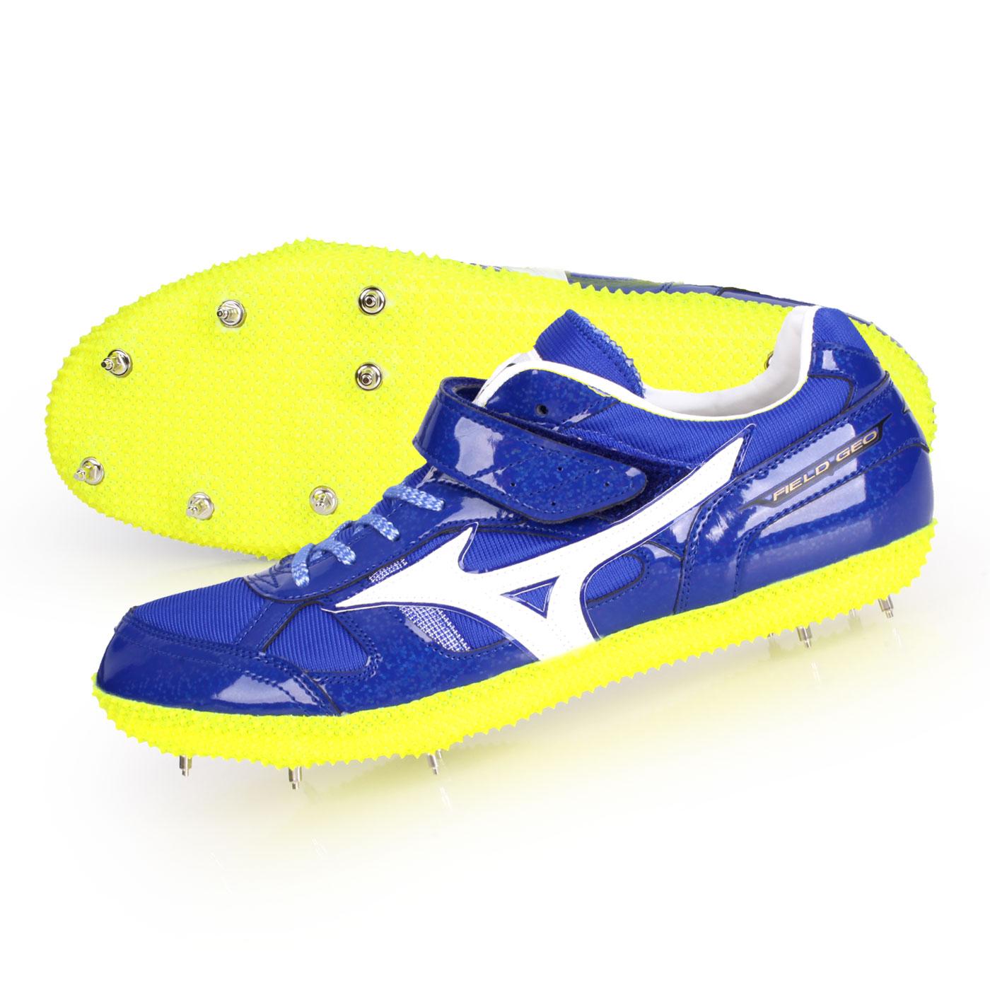 MIZUNO 特定-日製田徑釘鞋(跳高左跳)  @FIELD GEO HJ-B@U1GA194201