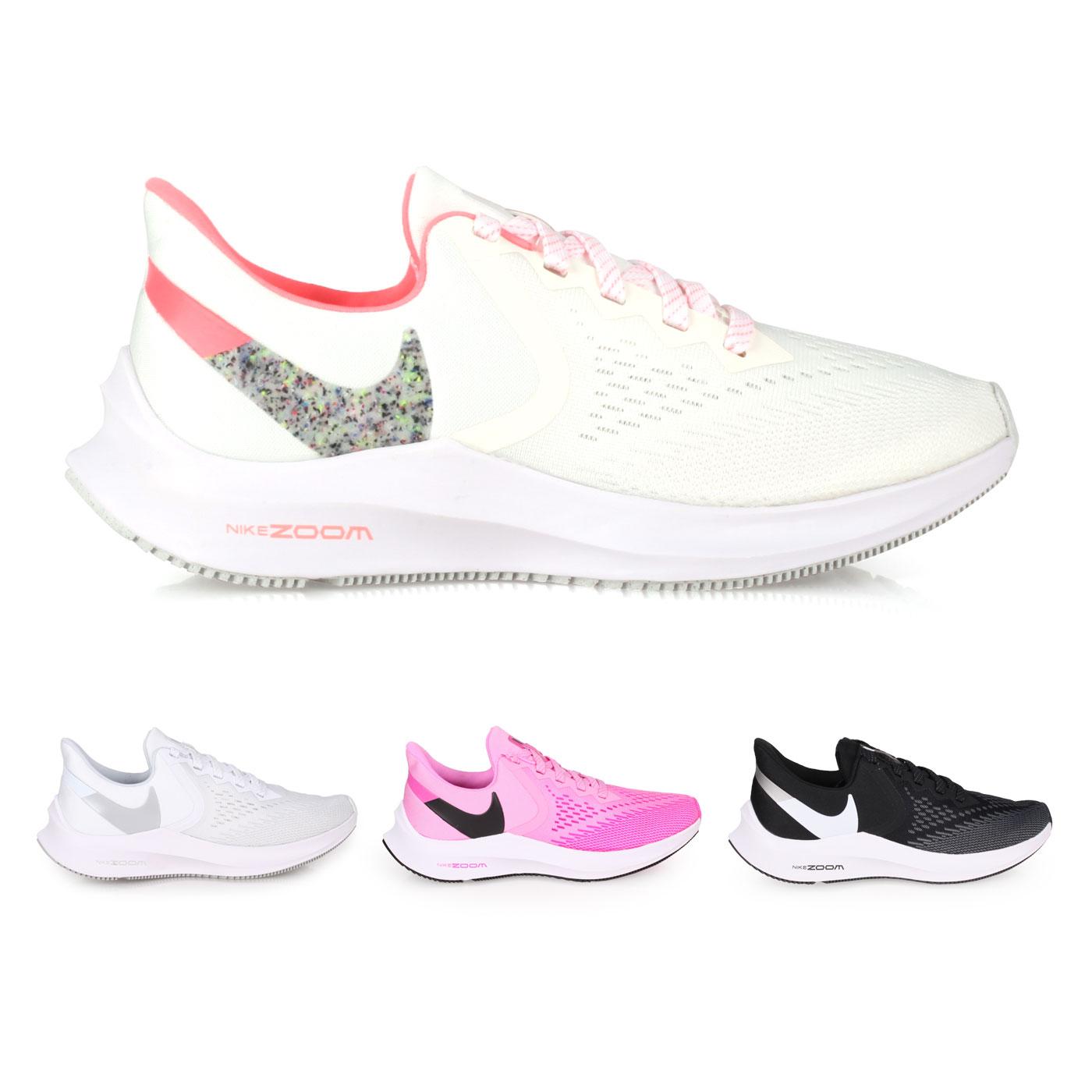 NIKE 女款慢跑鞋  @WMNS ZOOM WINFLO 6@AQ8228600