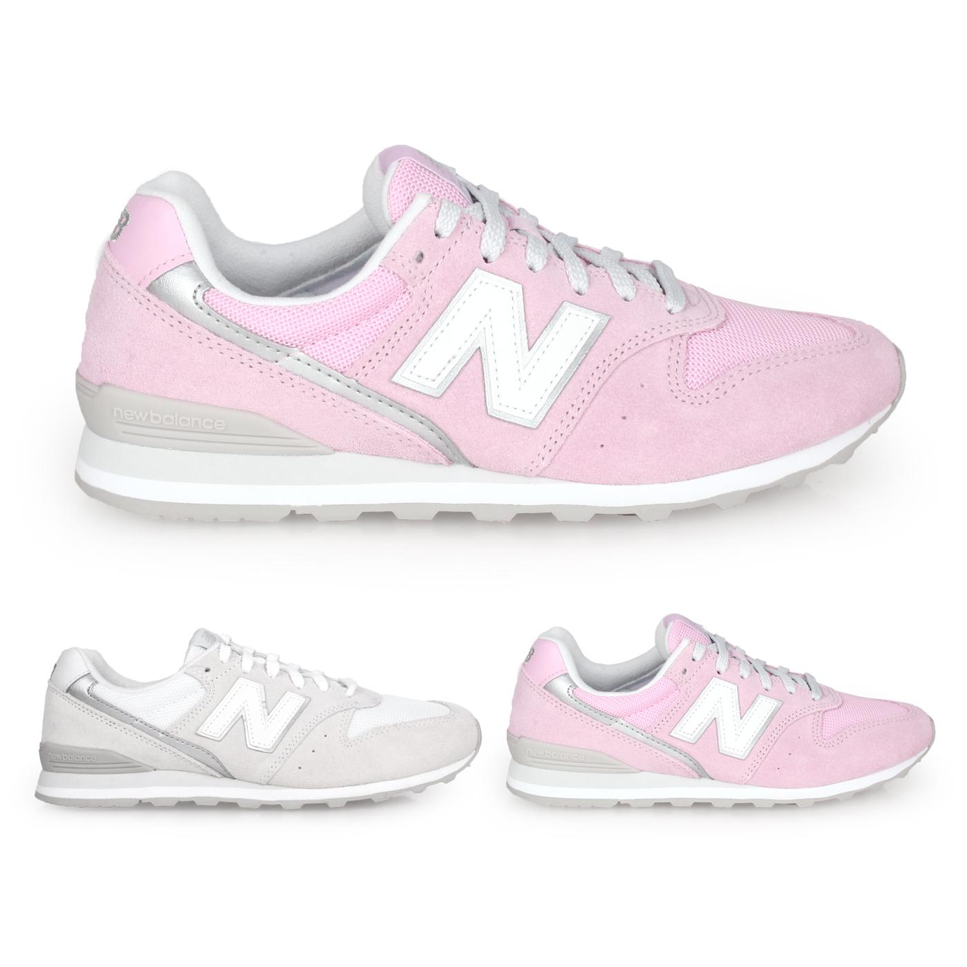 NEW BALANCE 女款復古慢跑鞋-WIDE WL996CLD