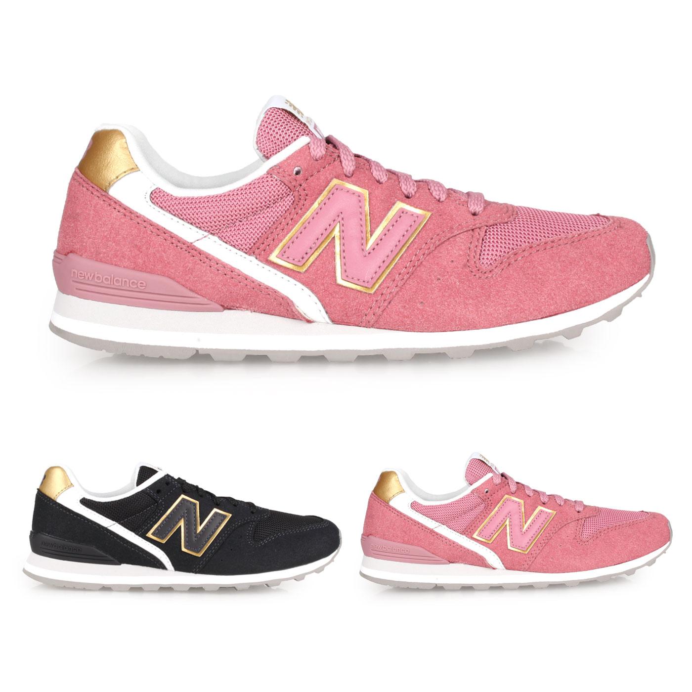 NEW BALANCE 女款復古慢跑鞋 WL996CP