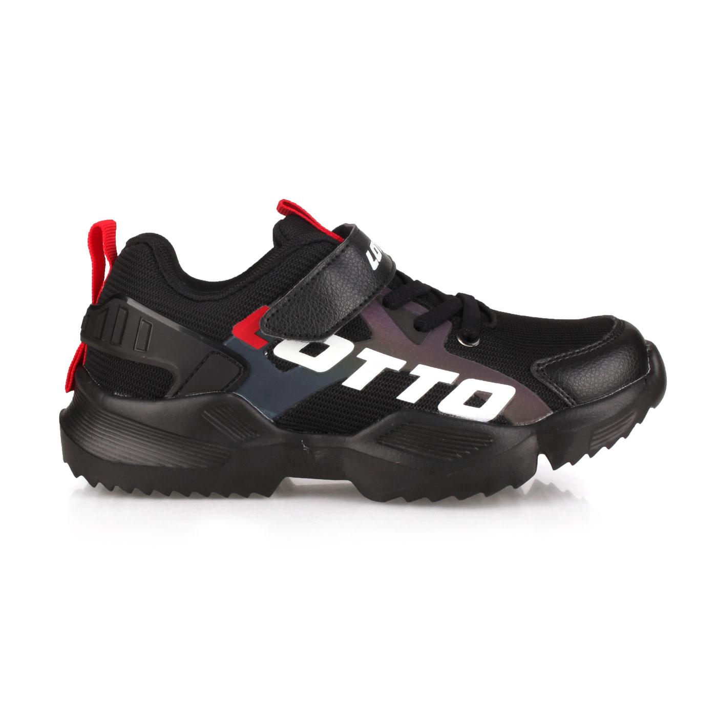 LOTTO 中童輕量跑鞋 LT0AKR1790