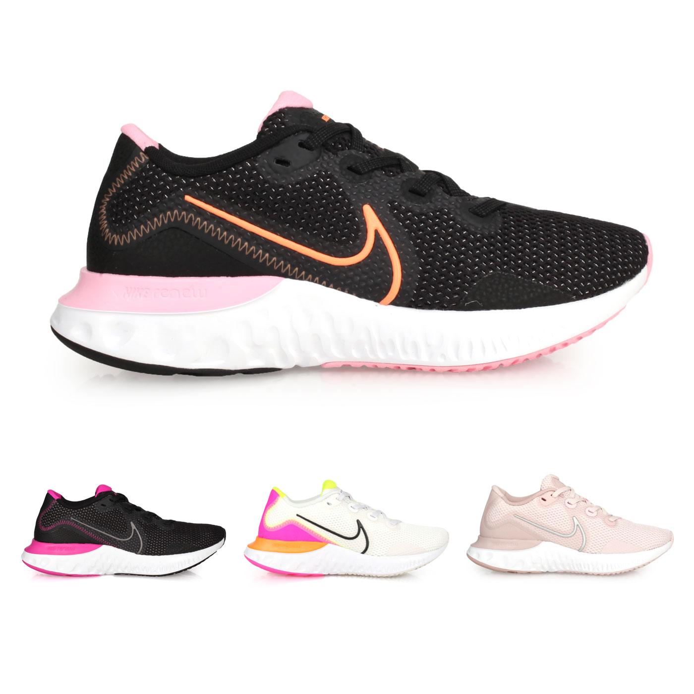 NIKE 女款慢跑鞋  @WMNS RENEW RUN@CK6360001