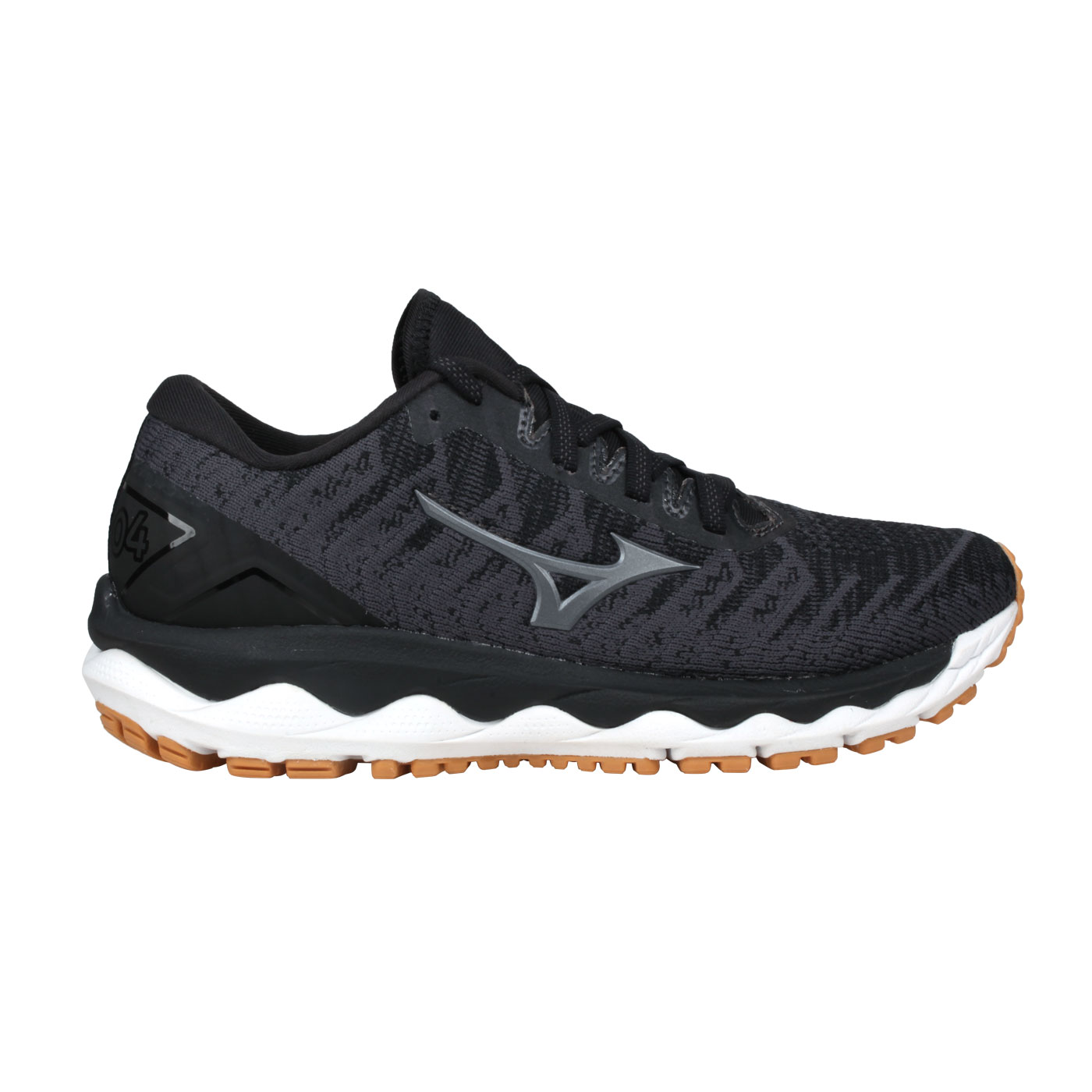 MIZUNO 女款慢跑鞋-3E  @WAVE SKY 4 WAVEKNIT WIDE@J1GD208449