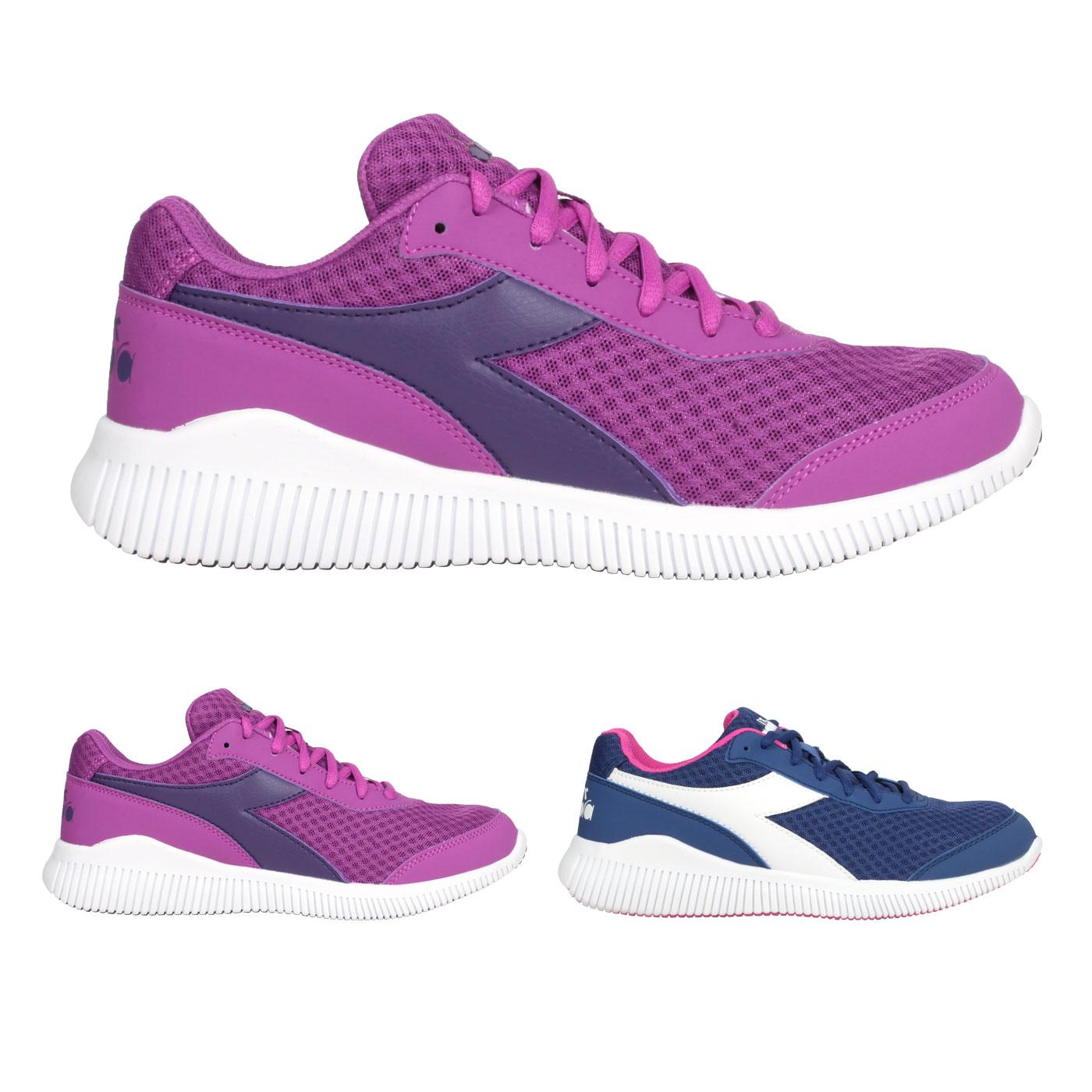DIADORA 女款進口慢跑鞋 DA175622-C8906