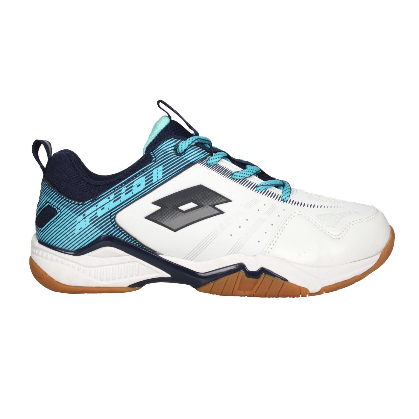 LOTTO 大童專業羽球鞋 LT0AKI2596