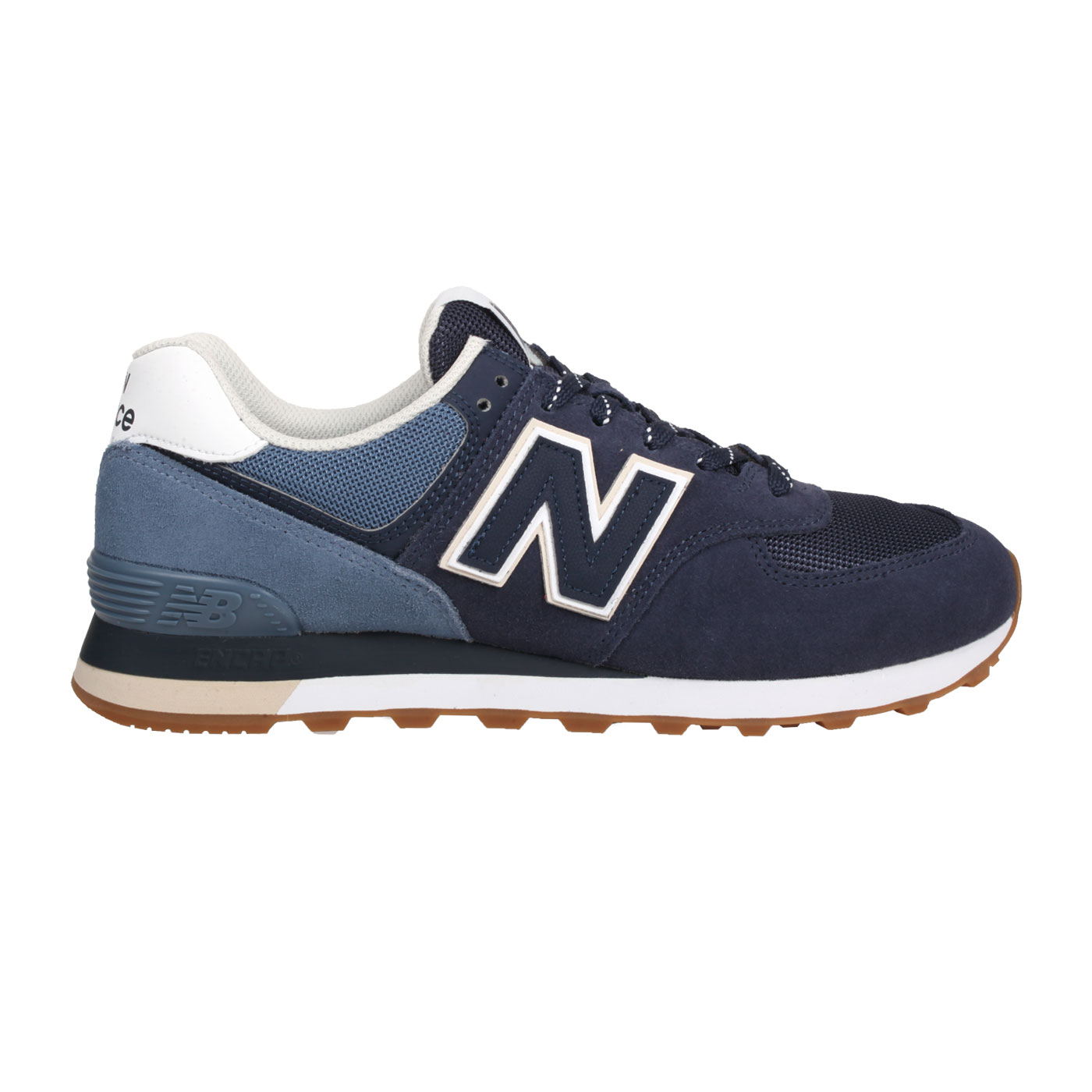 NEW BALANCE 男款復古慢跑鞋 ML574GRE