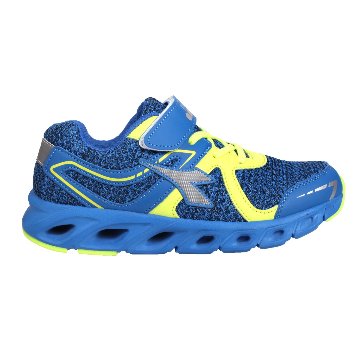 DIADORA 大童競速慢跑鞋-加寬楦 DA9AKR7876