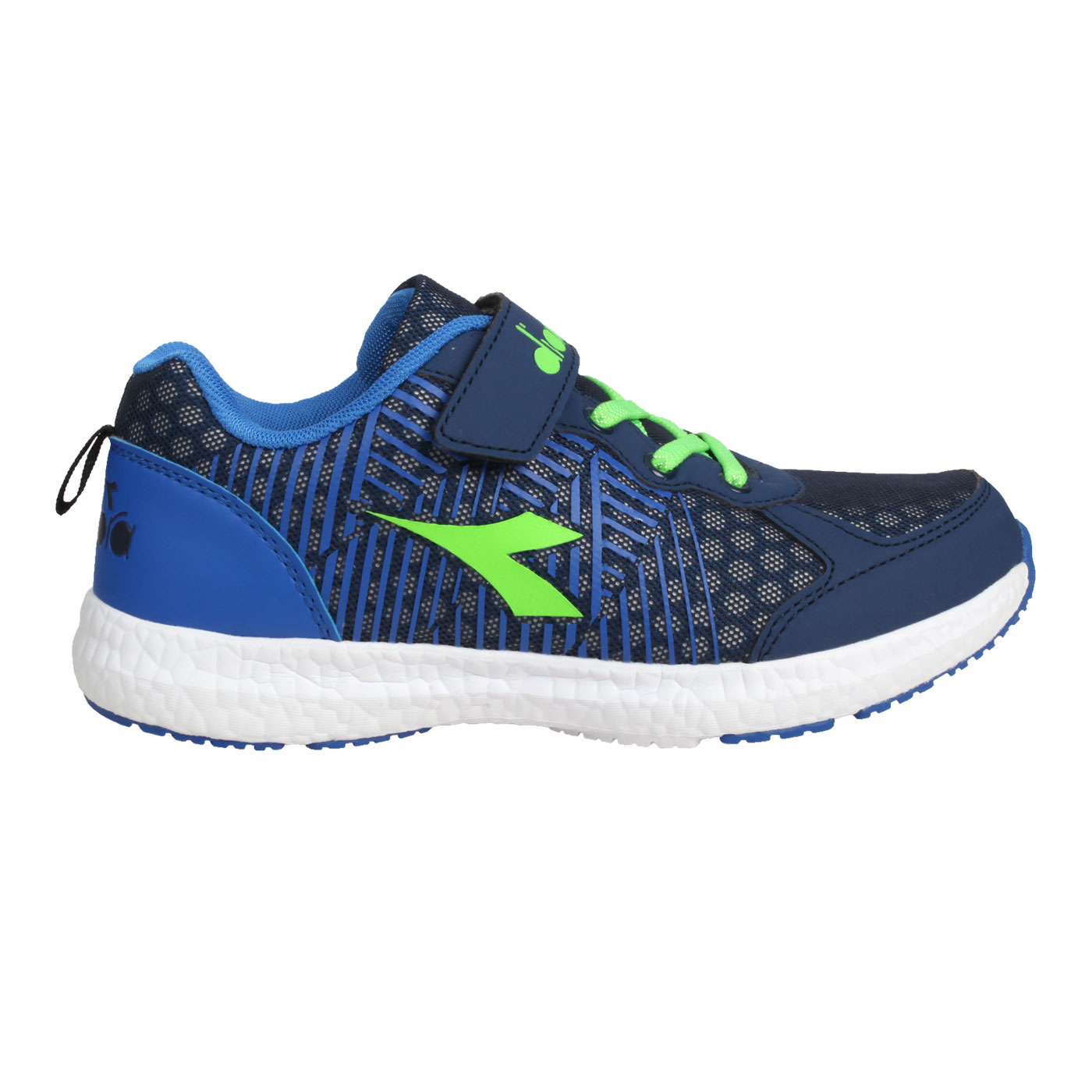 DIADORA 大童競速慢跑鞋-加寬楦 DA9AKR7886