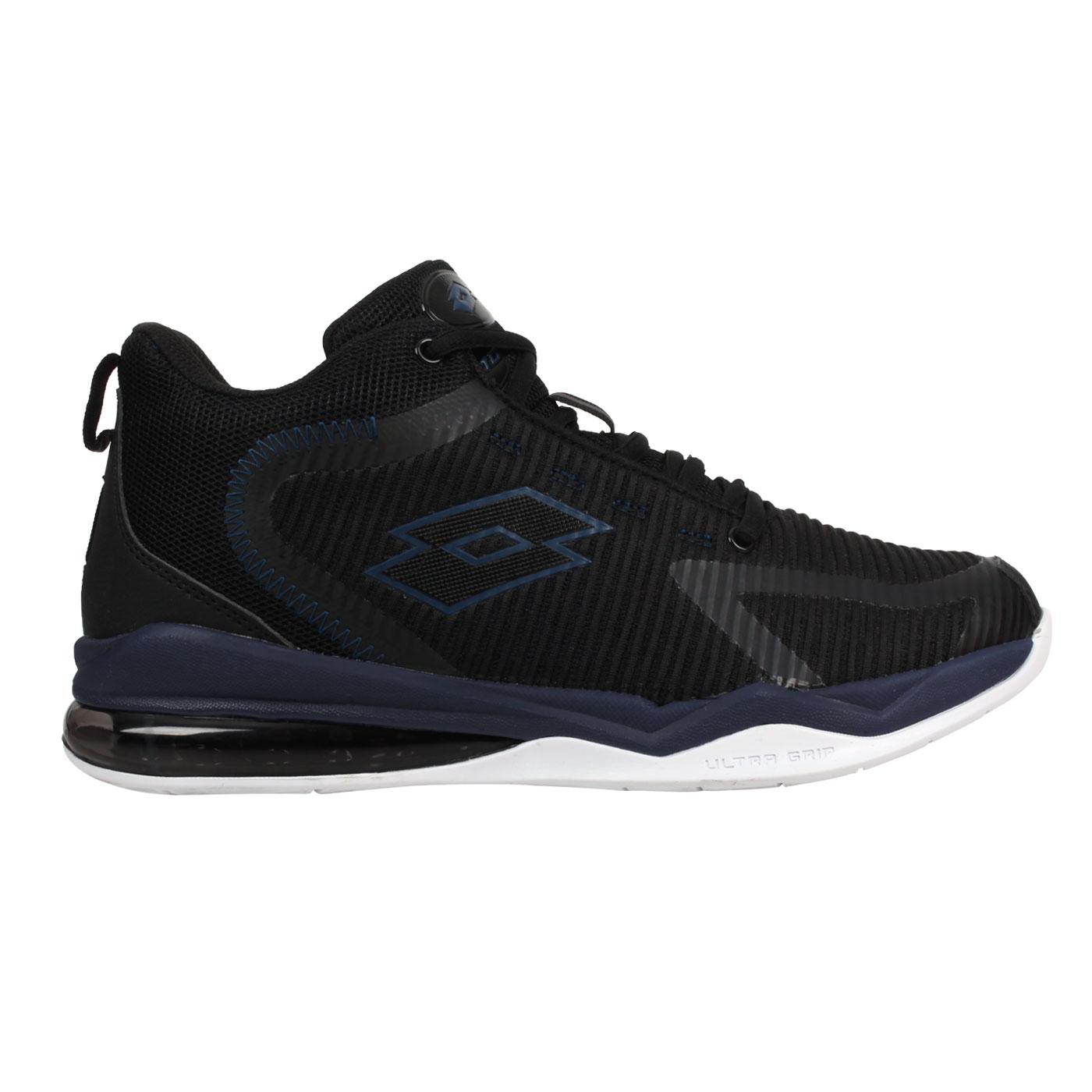LOTTO 男款氣墊籃球鞋 LT0AMB2730