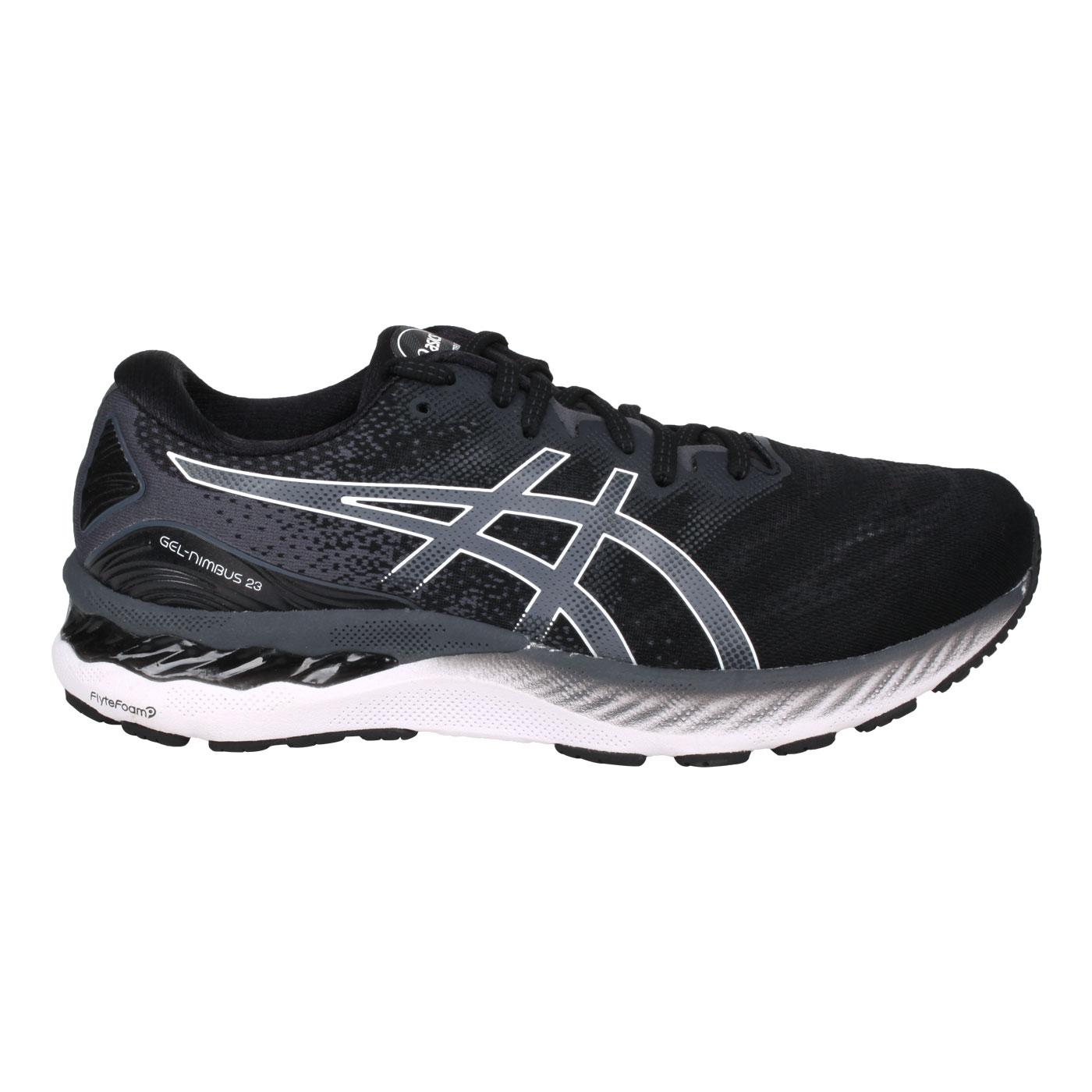 ASICS 男款慢跑鞋-4E  @GEL-NIMBUS 23@1011B005-001