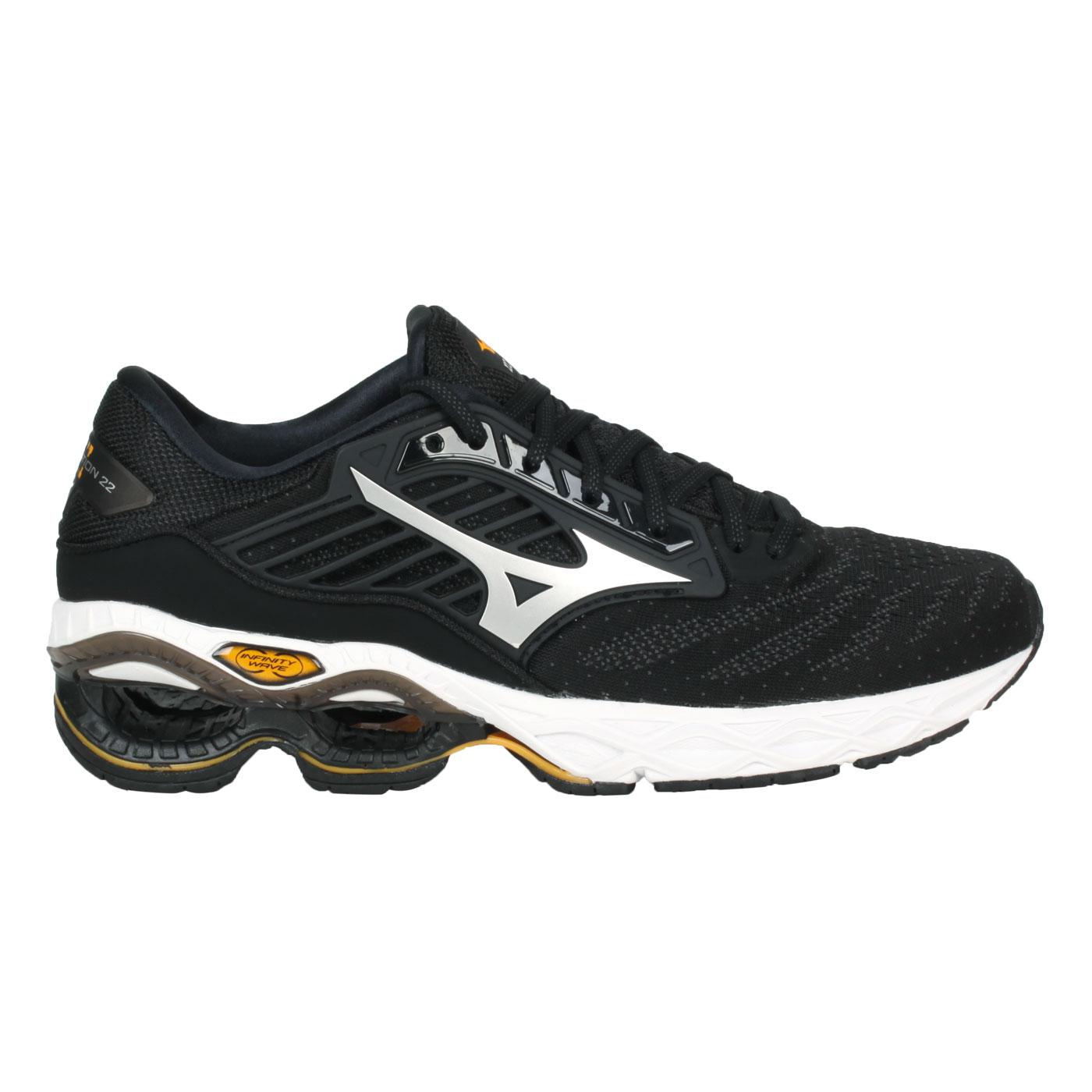 MIZUNO 男慢跑鞋  @WAVE CREATION 22@J1GC210103