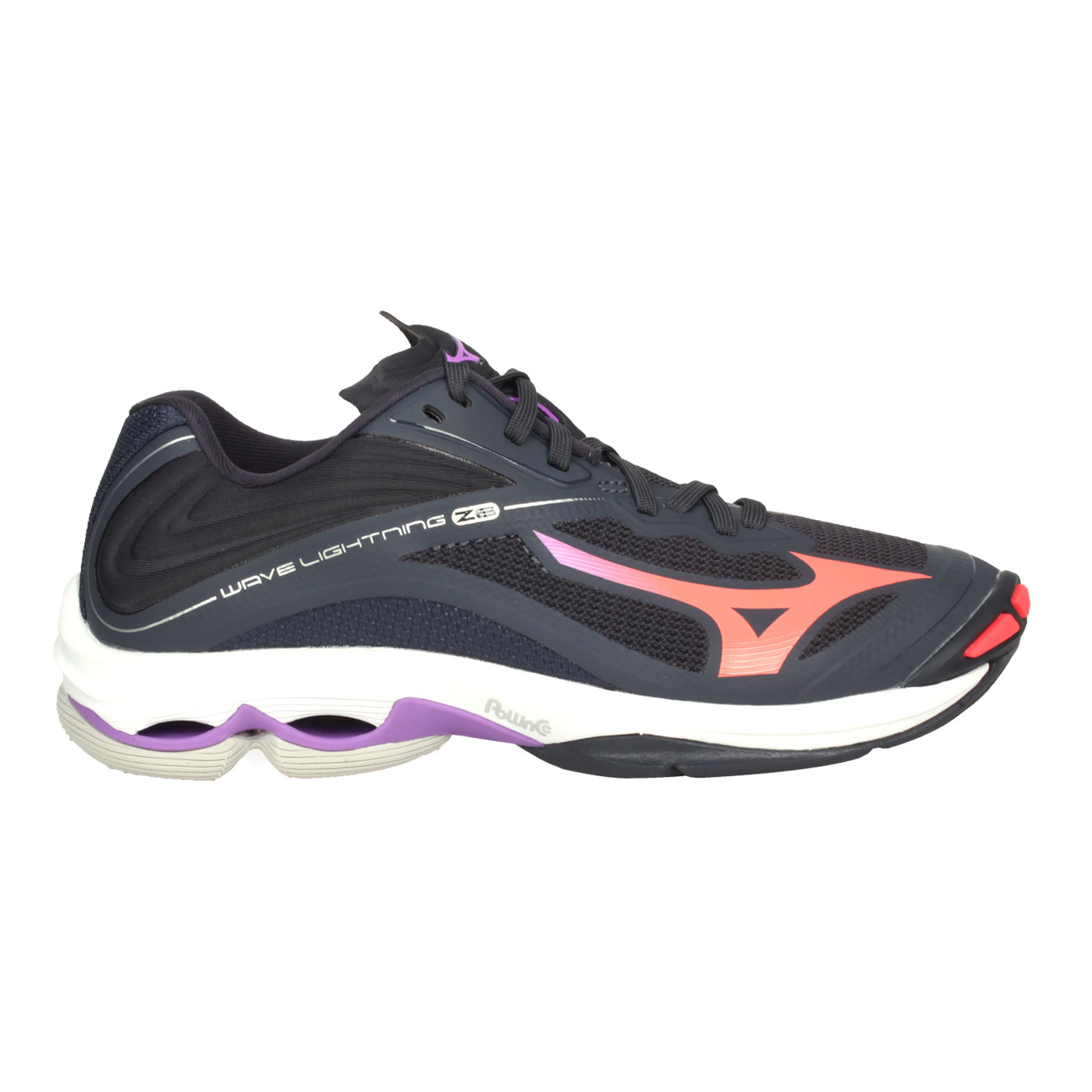 MIZUNO 女款排球鞋  @WAVE LIGHTNING Z6@V1GC200066