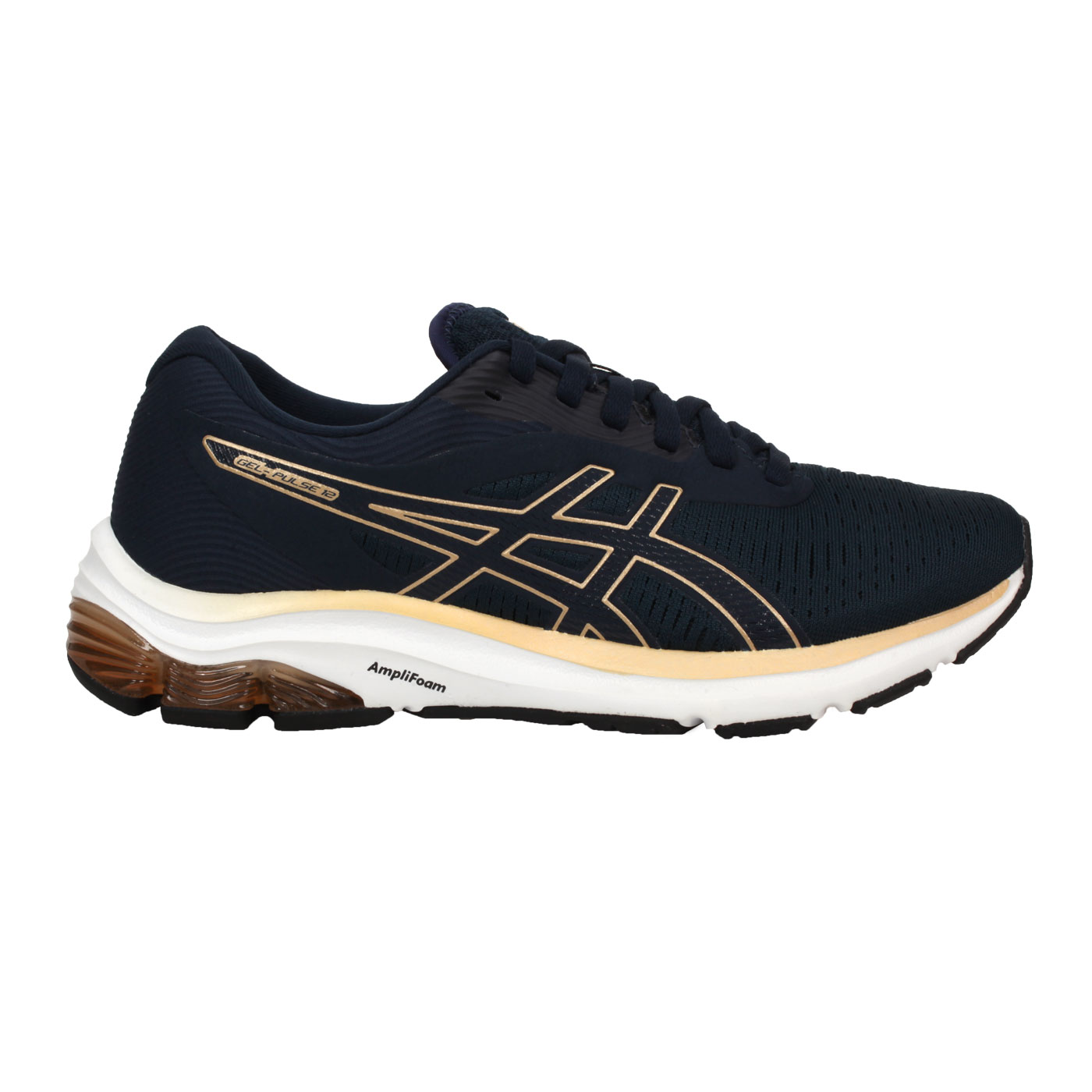 ASICS 女款慢跑鞋  @GEL-PULSE 12@1012A724-403