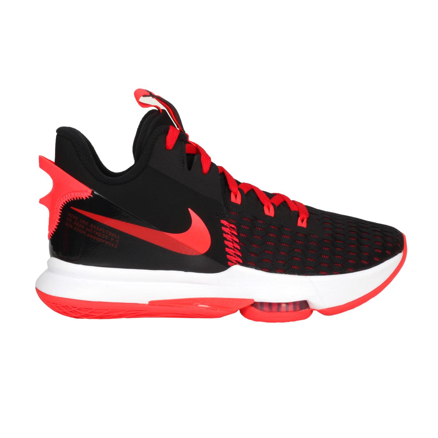 NIKE 男款籃球鞋  @LEBRON WITNESS V EP@CQ9381005