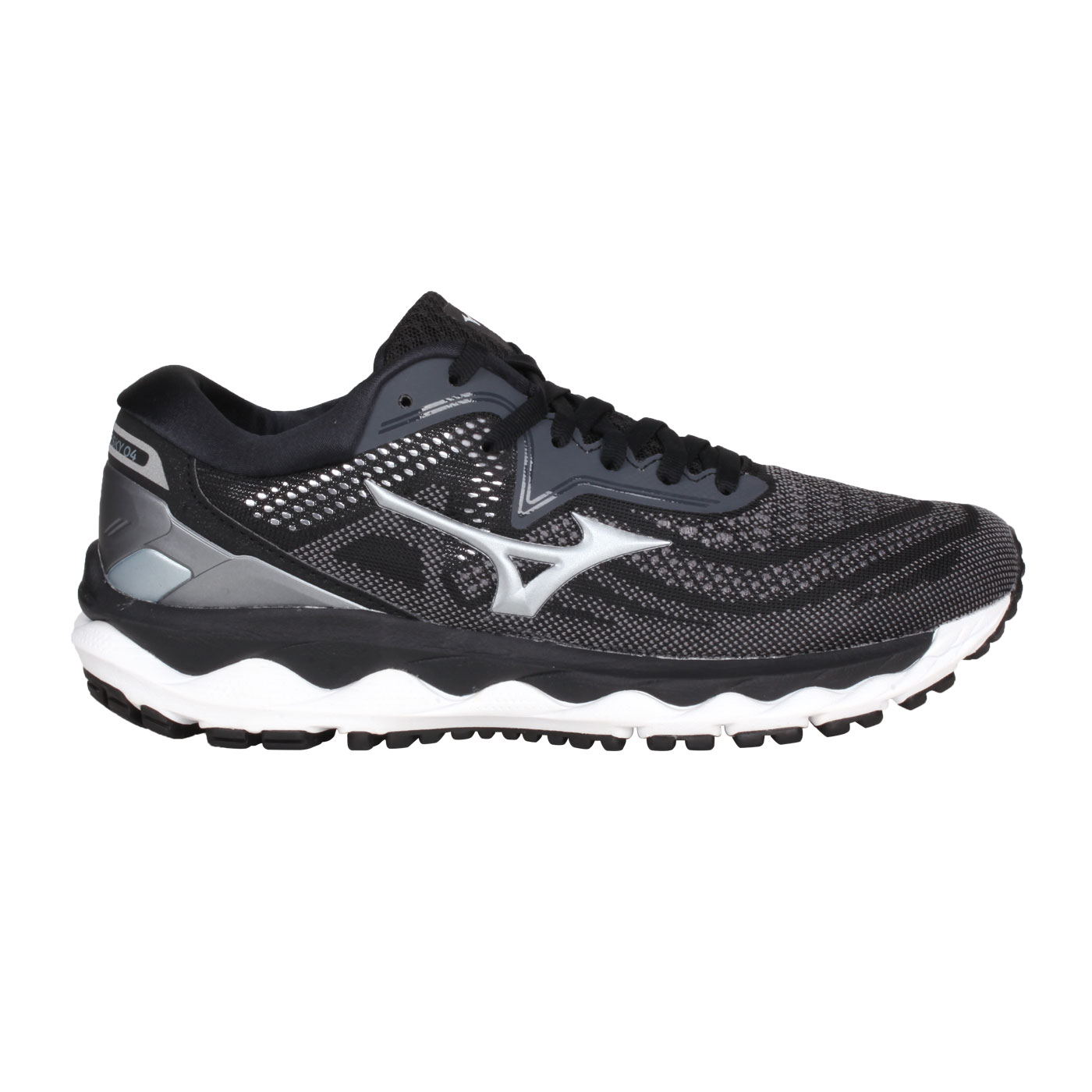 MIZUNO 女款慢跑鞋  @WAVE SKY 4@J1GD200234