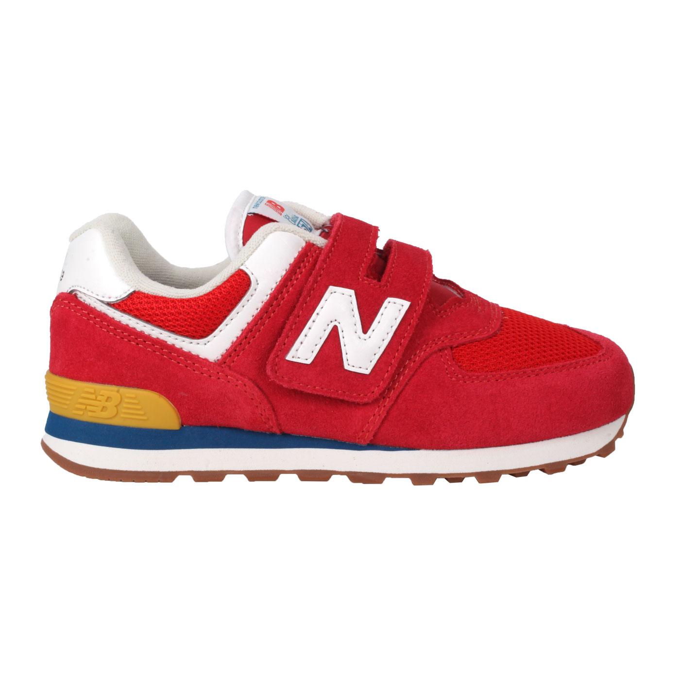 NEW BALANCE 中童休閒運動鞋-WIDE PV574HA2