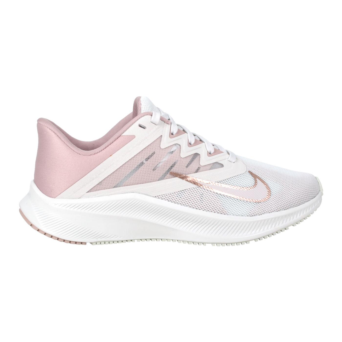 NIKE 女款慢跑鞋  @WMNS QUEST 3@CD0232003