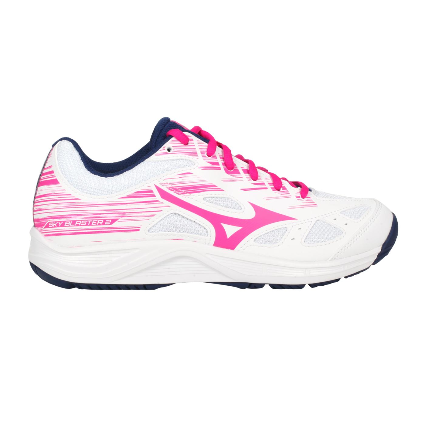 MIZUNO 女款羽球鞋  @SKY BLASTER 2@71GA204564