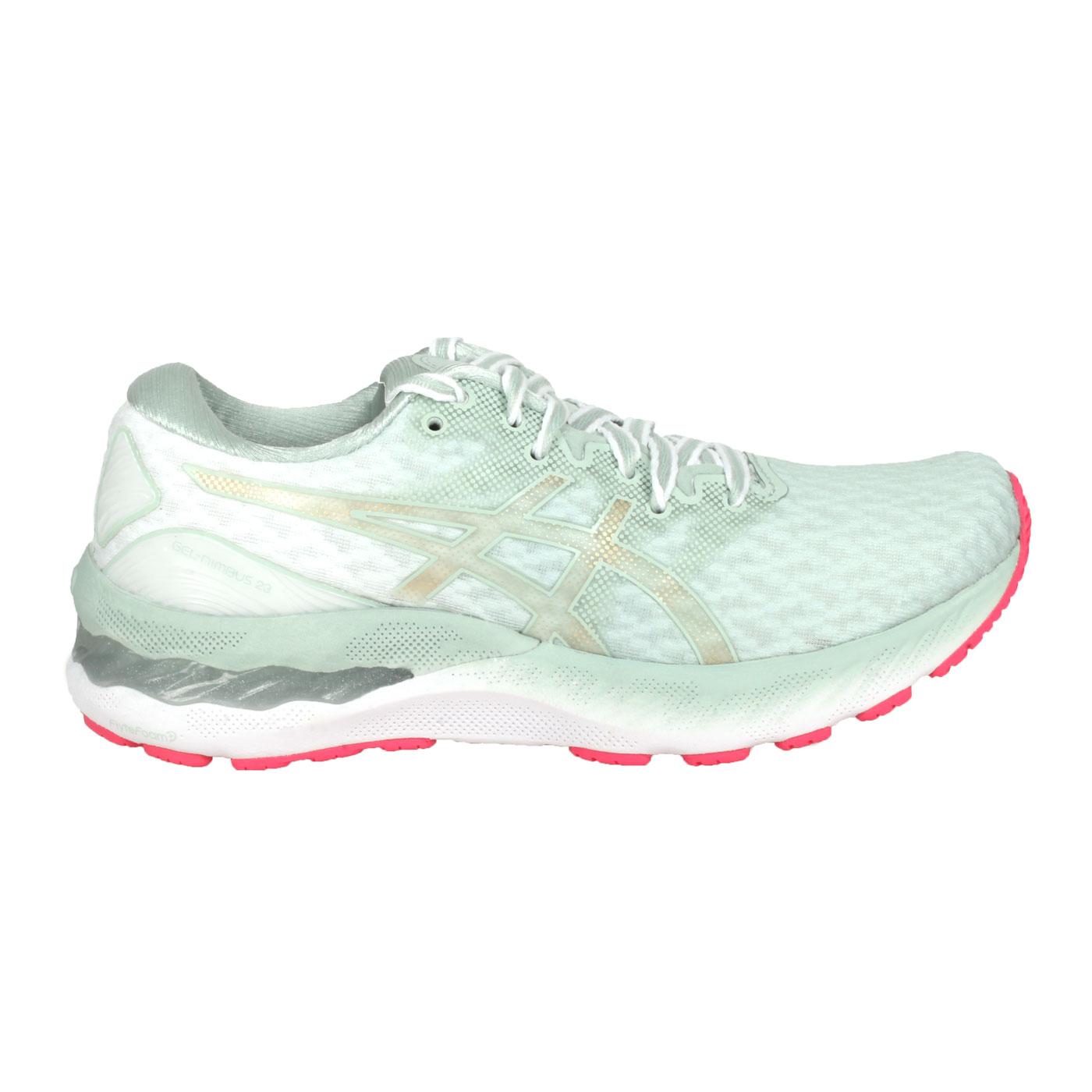 ASICS 女款慢跑鞋  @GEL-NIMBUS 23@1012A999-300