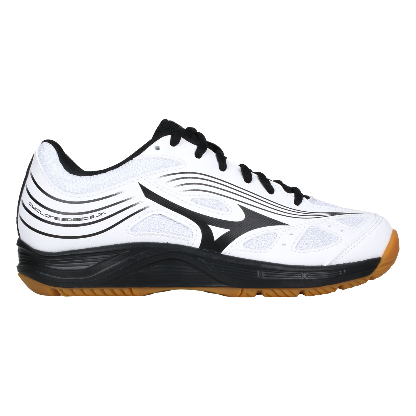 MIZUNO 中童排球鞋  @CYCLONE SPEED 3 Jr.@V1GD211009