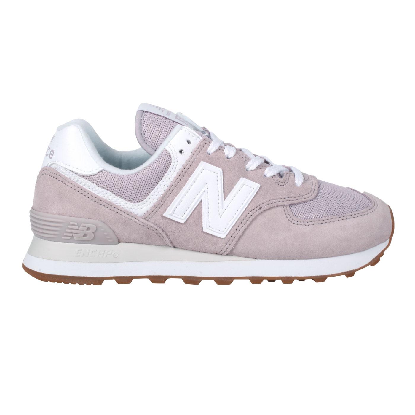 NEW BALANCE 女款休閒運動鞋 WL574PA2
