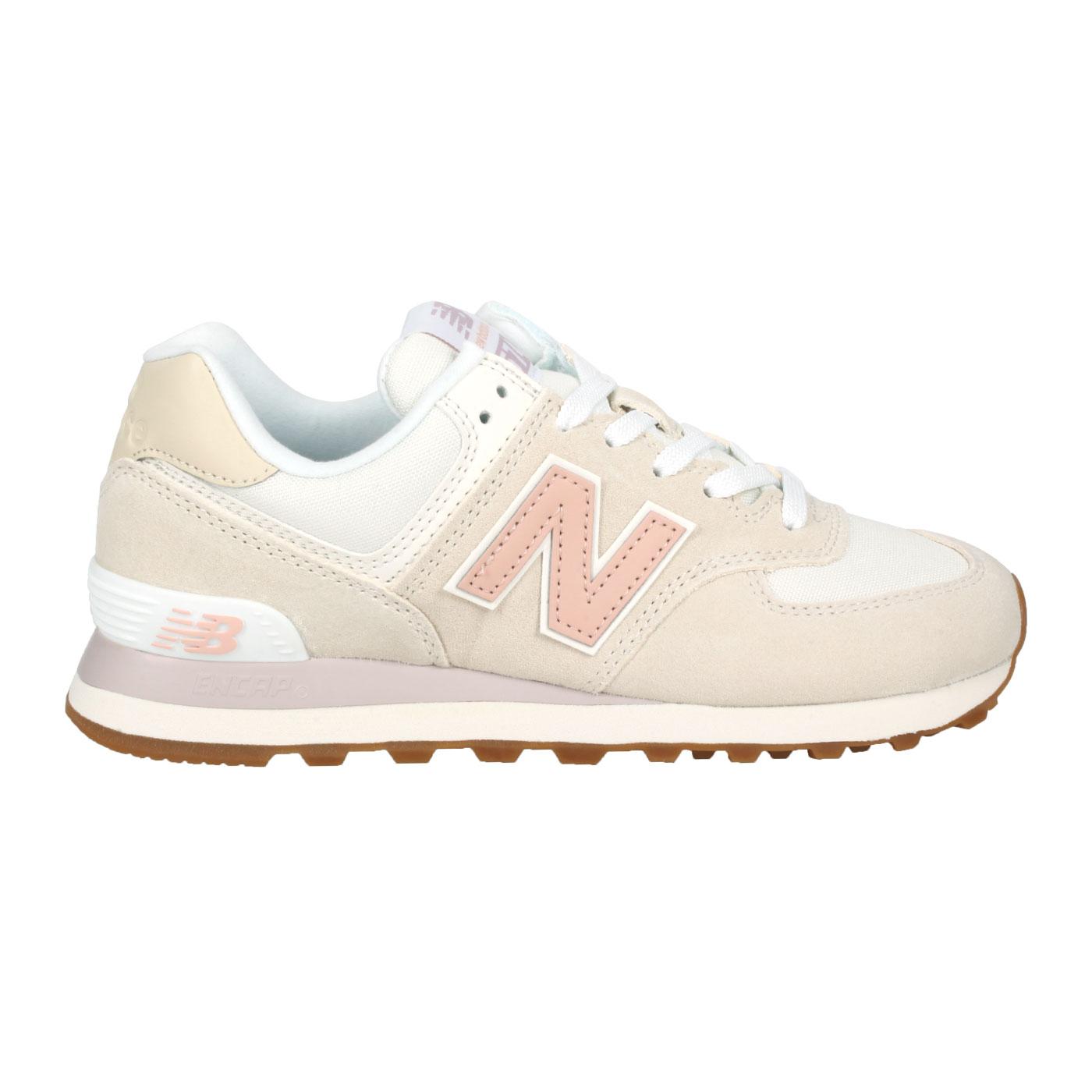 NEW BALANCE 女款運動休閒鞋 WL574NR2