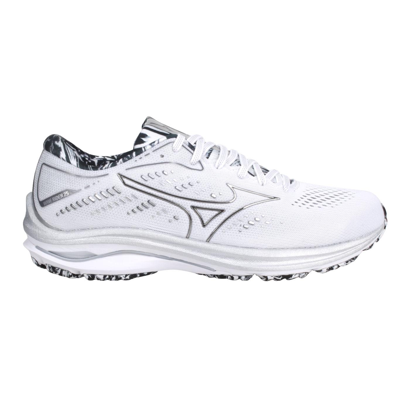 MIZUNO 限量-男款慢跑鞋  @WAVE RIDER 25 SP@J1GX217493