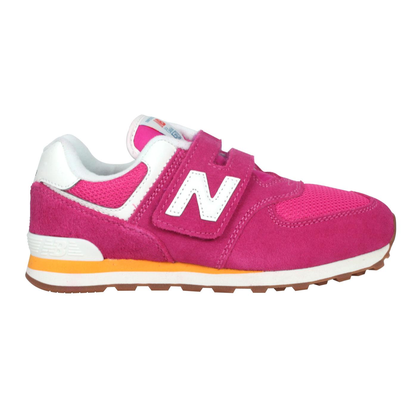NEW BALANCE 中童休閒運動鞋-WIDE PV574HP2