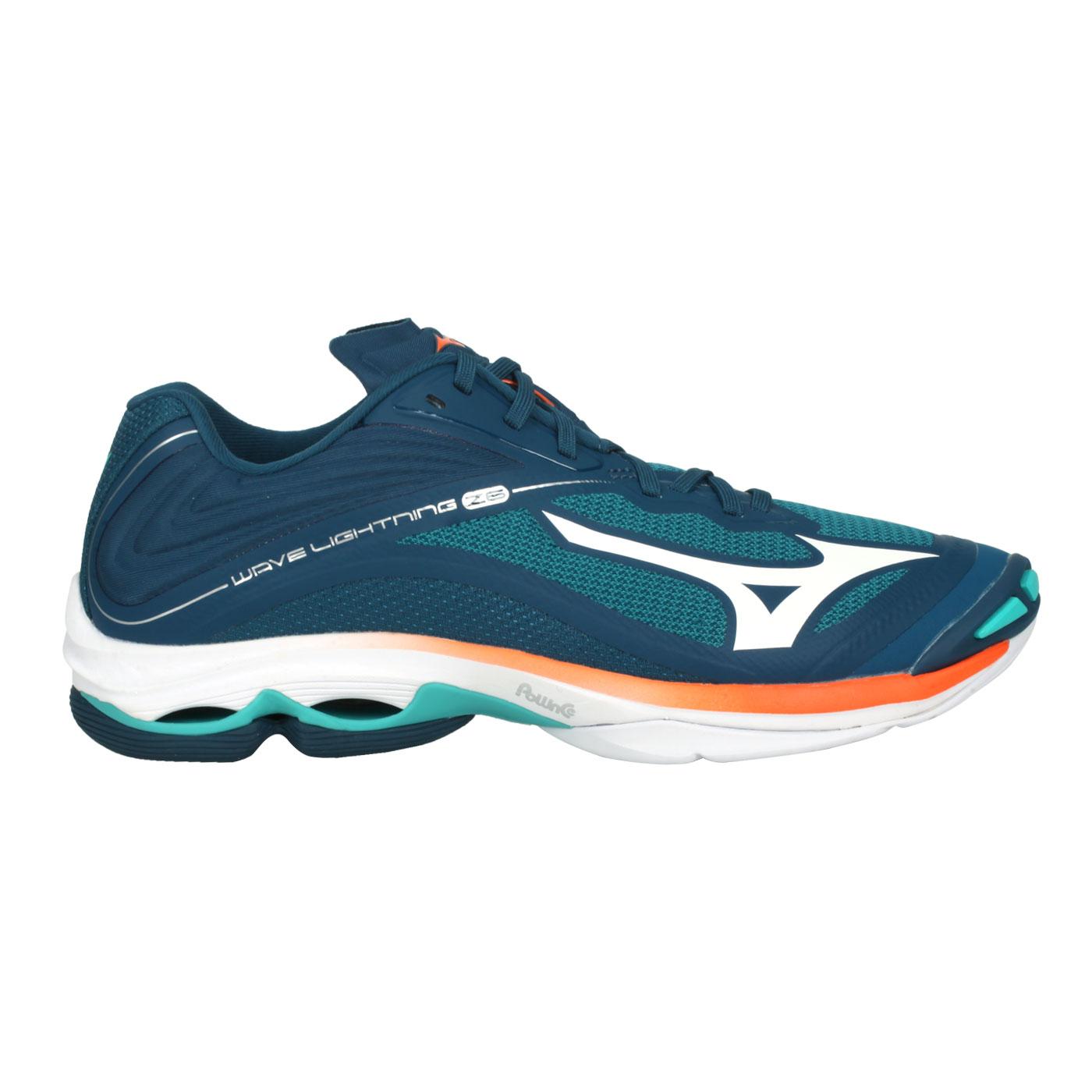 MIZUNO 男款排球鞋  @WAVE LIGHTNING Z6@V1GA200084