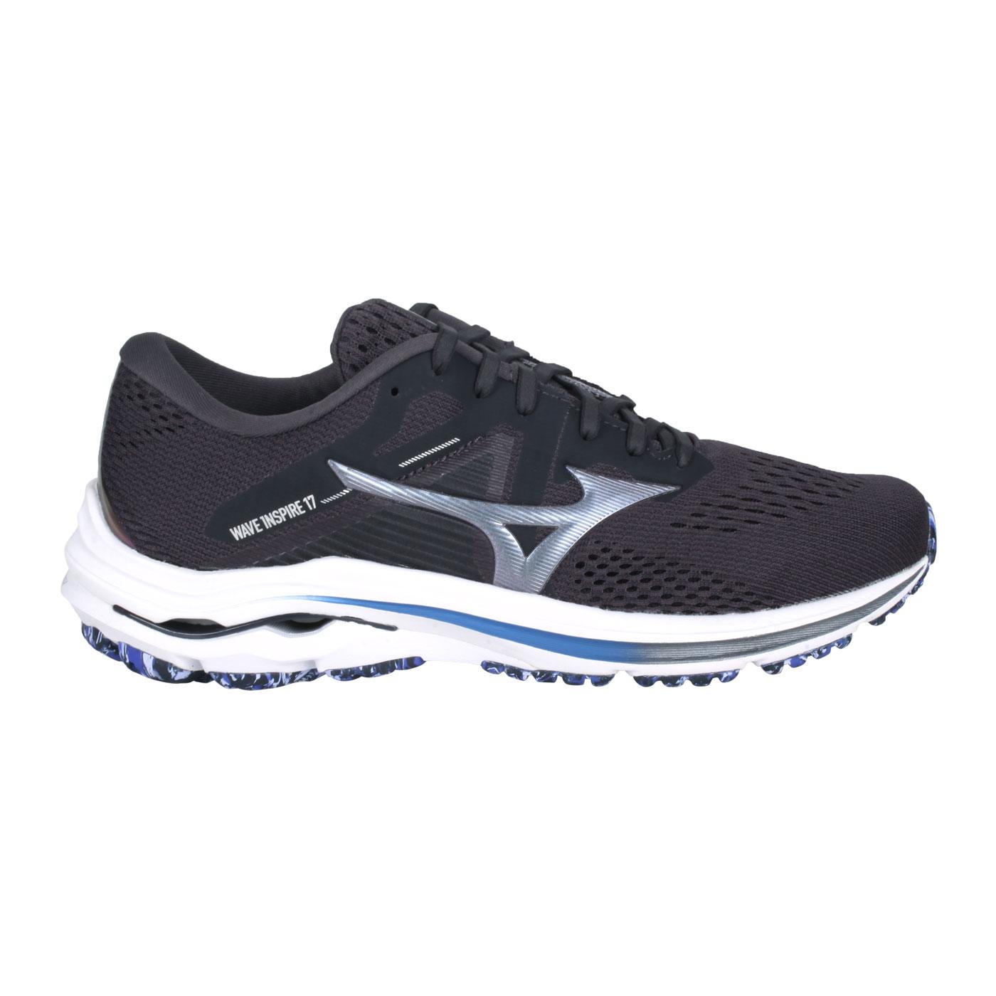 MIZUNO 男款慢跑鞋-4E  @WAVE INSPIRE 17 SW@J1GC214593