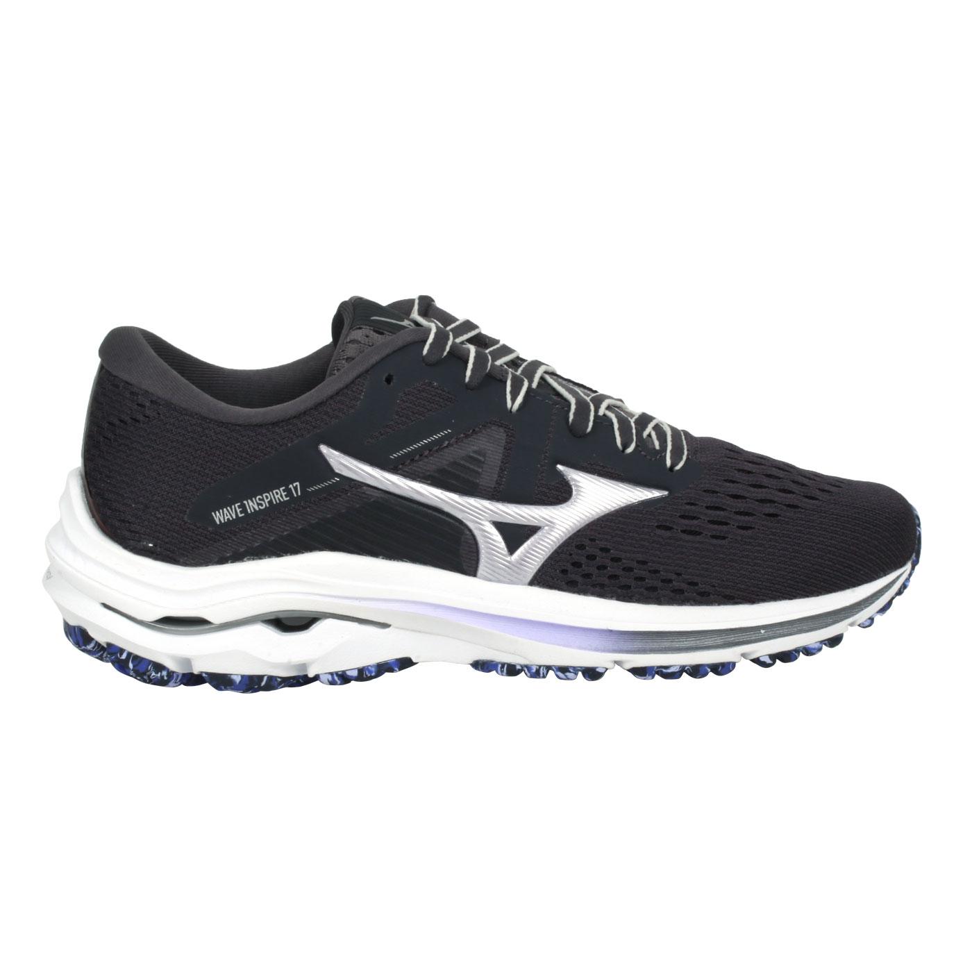 MIZUNO 女款慢跑鞋  @WAVE INSPIRE 17@J1GD214493