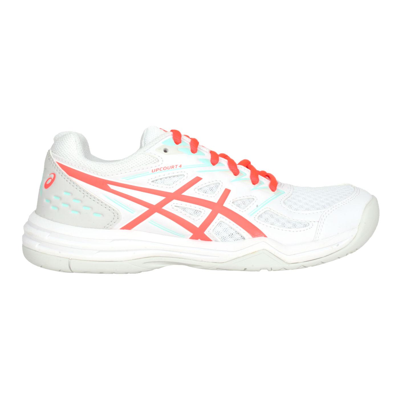 ASICS 女款排羽球鞋  @UPCOURT 4@1072A055-960