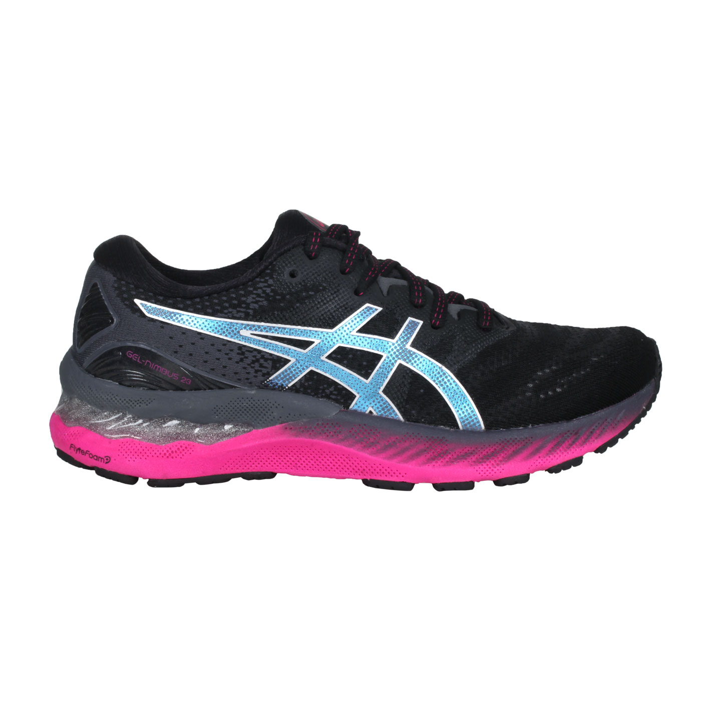 ASICS 女款慢跑鞋  @GEL-NIMBUS 23@1012A885-004