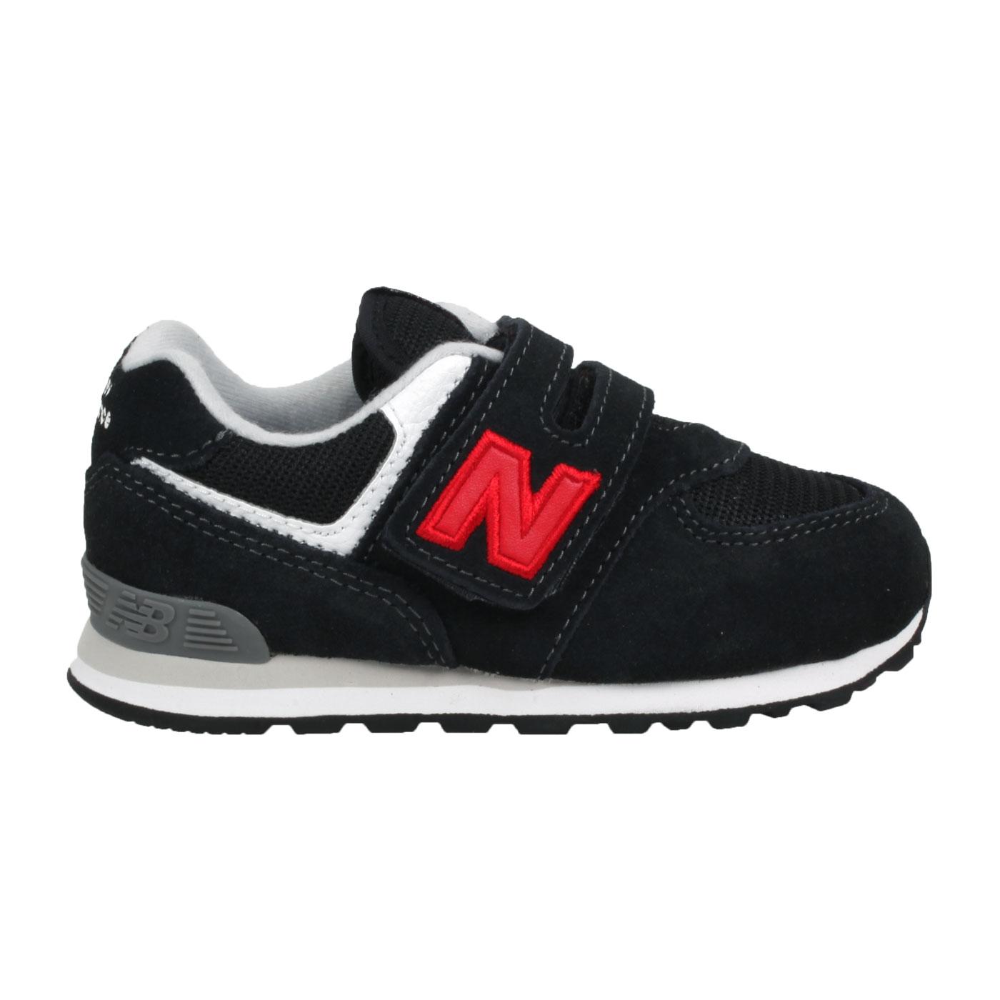 NEW BALANCE 小童休閒運動鞋-WIDE IV574HY1