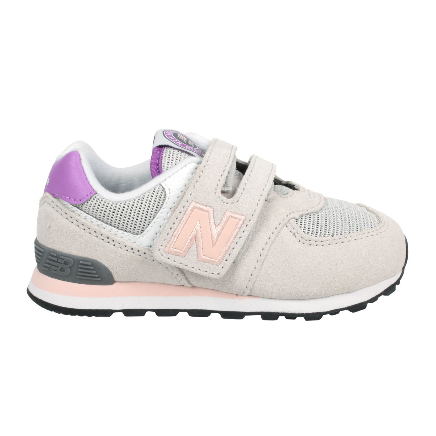 NEW BALANCE 小童休閒運動鞋-WIDE IV574HZ1
