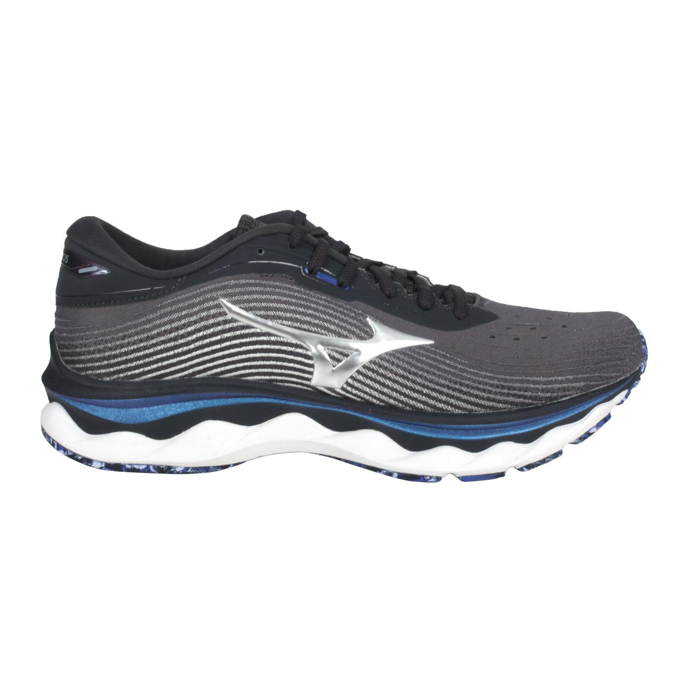 MIZUNO 男款慢跑鞋  @WAVE SKY 5@J1GC210204