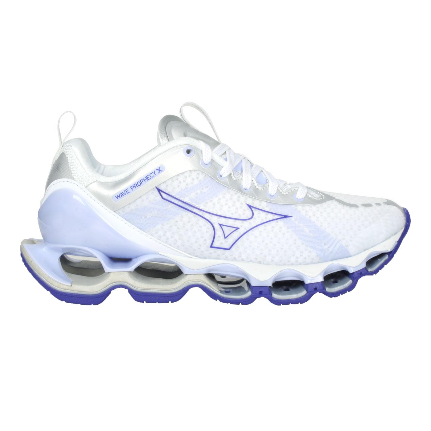 MIZUNO 女款慢跑鞋  @WAVE PROPHECY X@J1GD210071