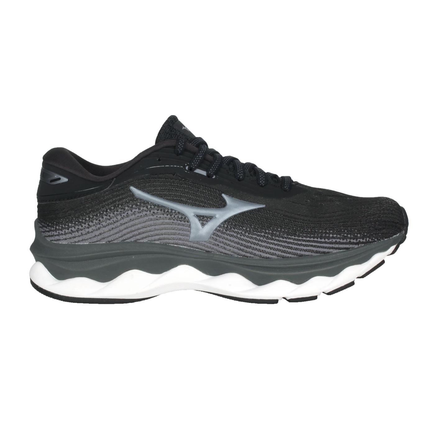 MIZUNO 女款慢跑鞋-4E  @WAVE SKY 5 WIDE@J1GD211252