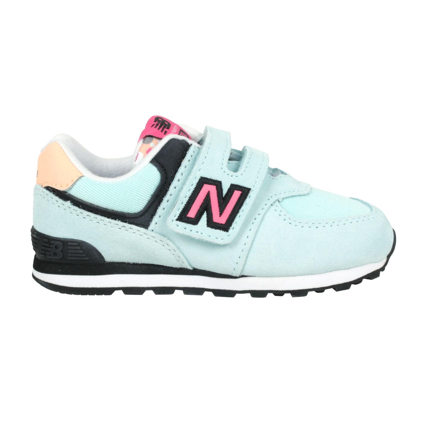 NEW BALANCE 小童運動鞋-WIDE IV574WP1