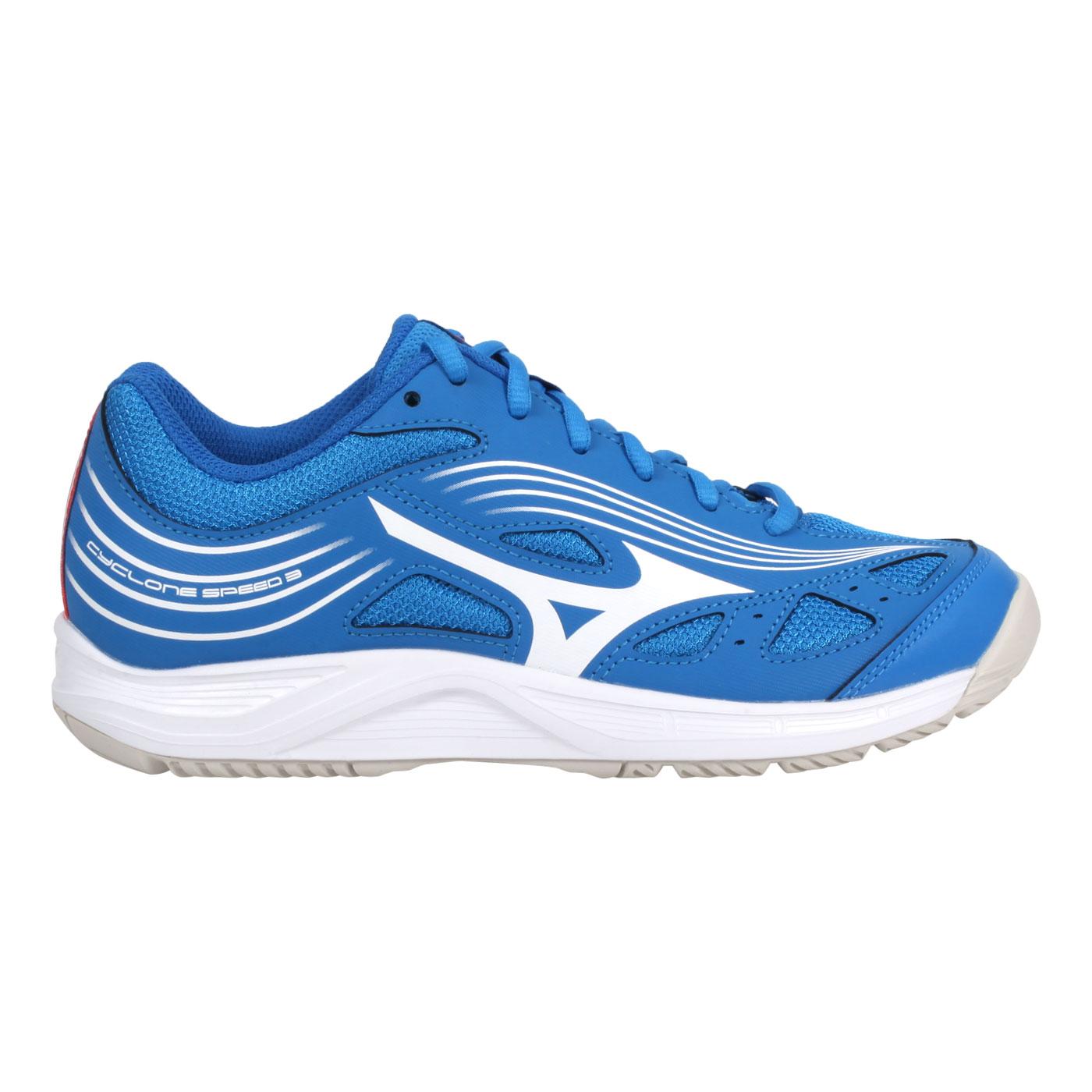 MIZUNO 男女排球鞋  @CYCLONE SPEED 3@V1GA218024