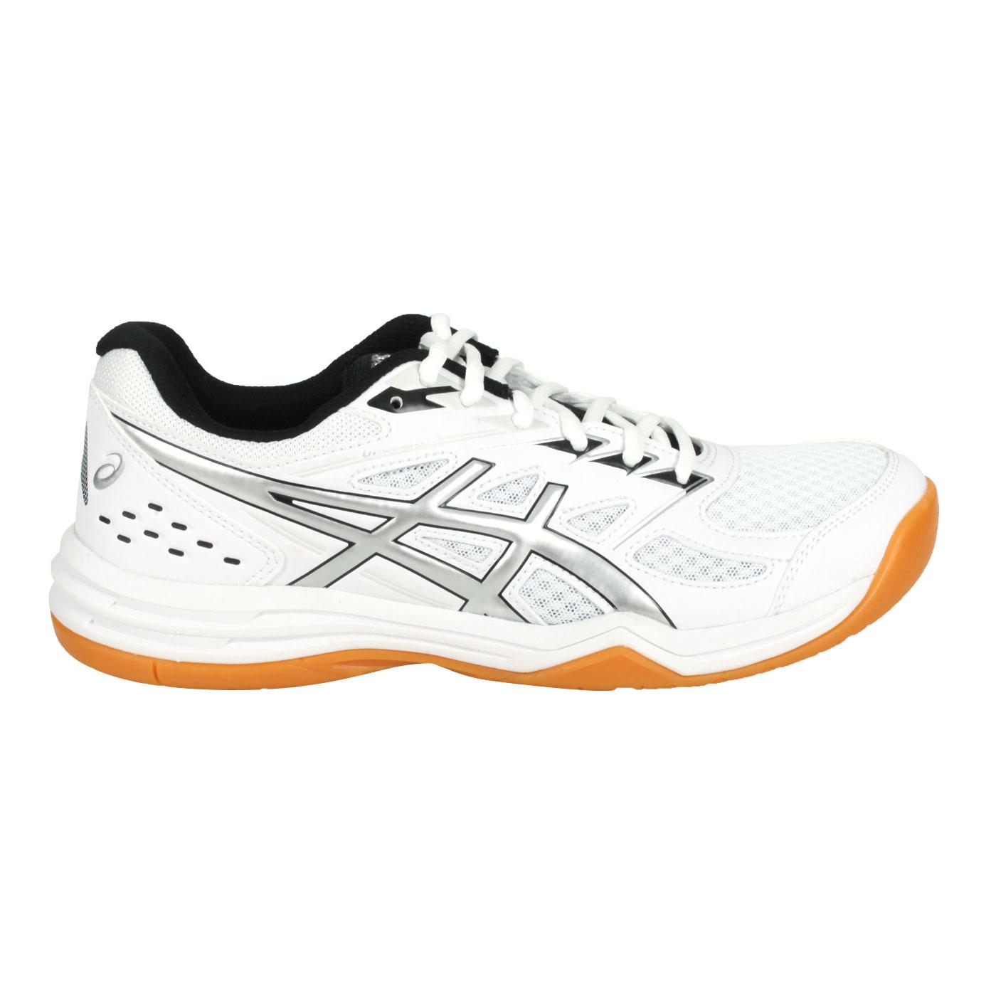 ASICS 男款排羽球鞋  @UPCOURT 4@1071A053-103