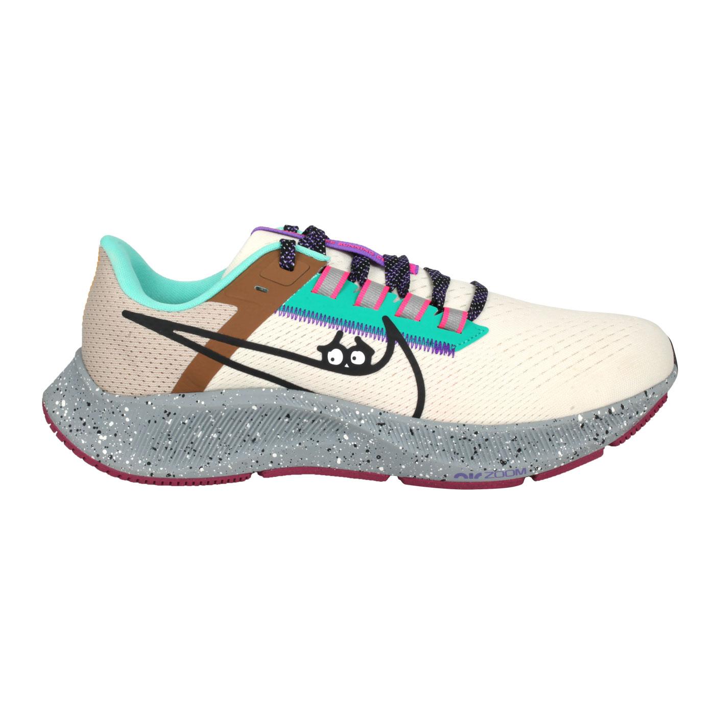 NIKE 男款運動跑步鞋  @AIR ZOOM PEGASUS 38@DO2337-100