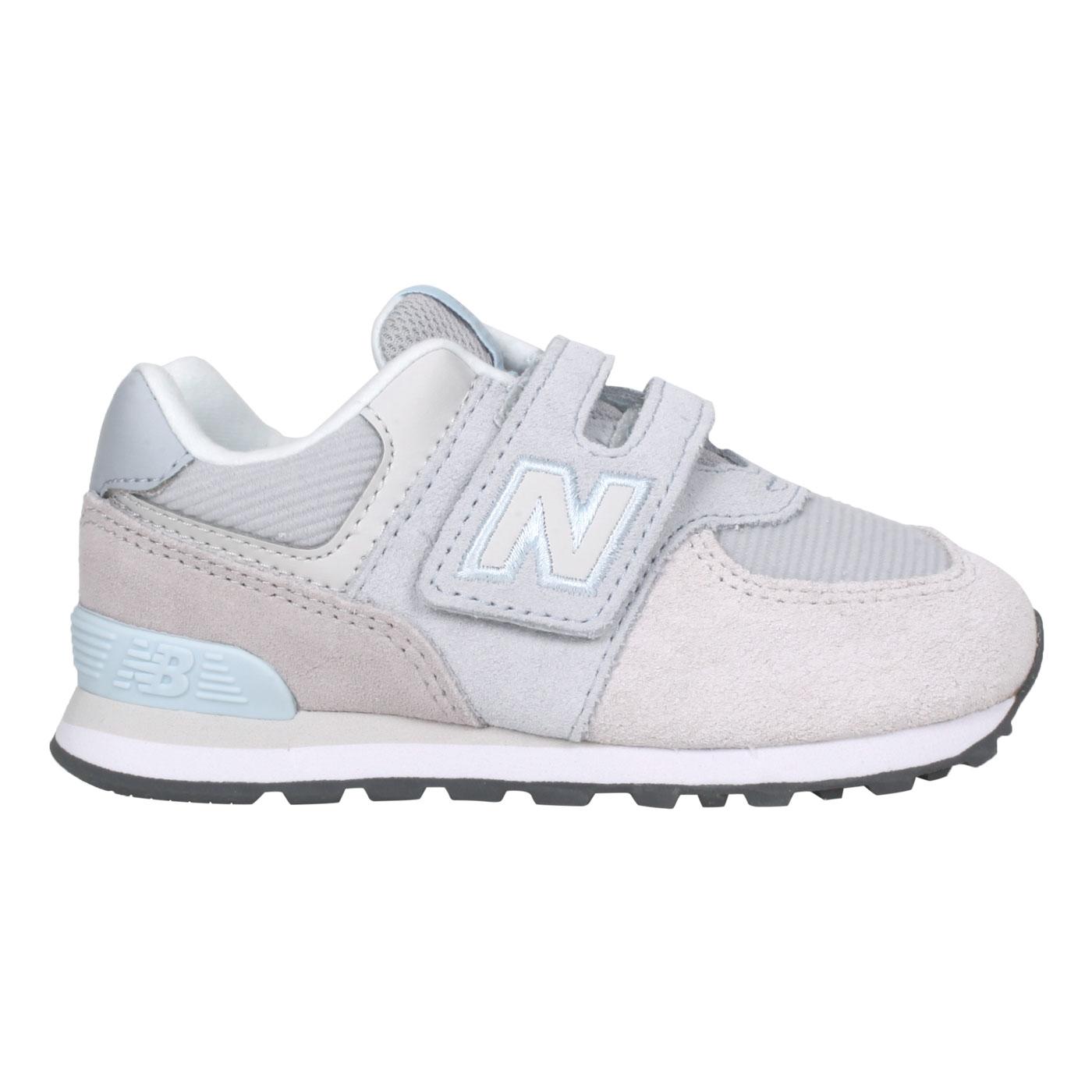 NEW BALANCE 小童休閒運動鞋-WIDE IV574WN1