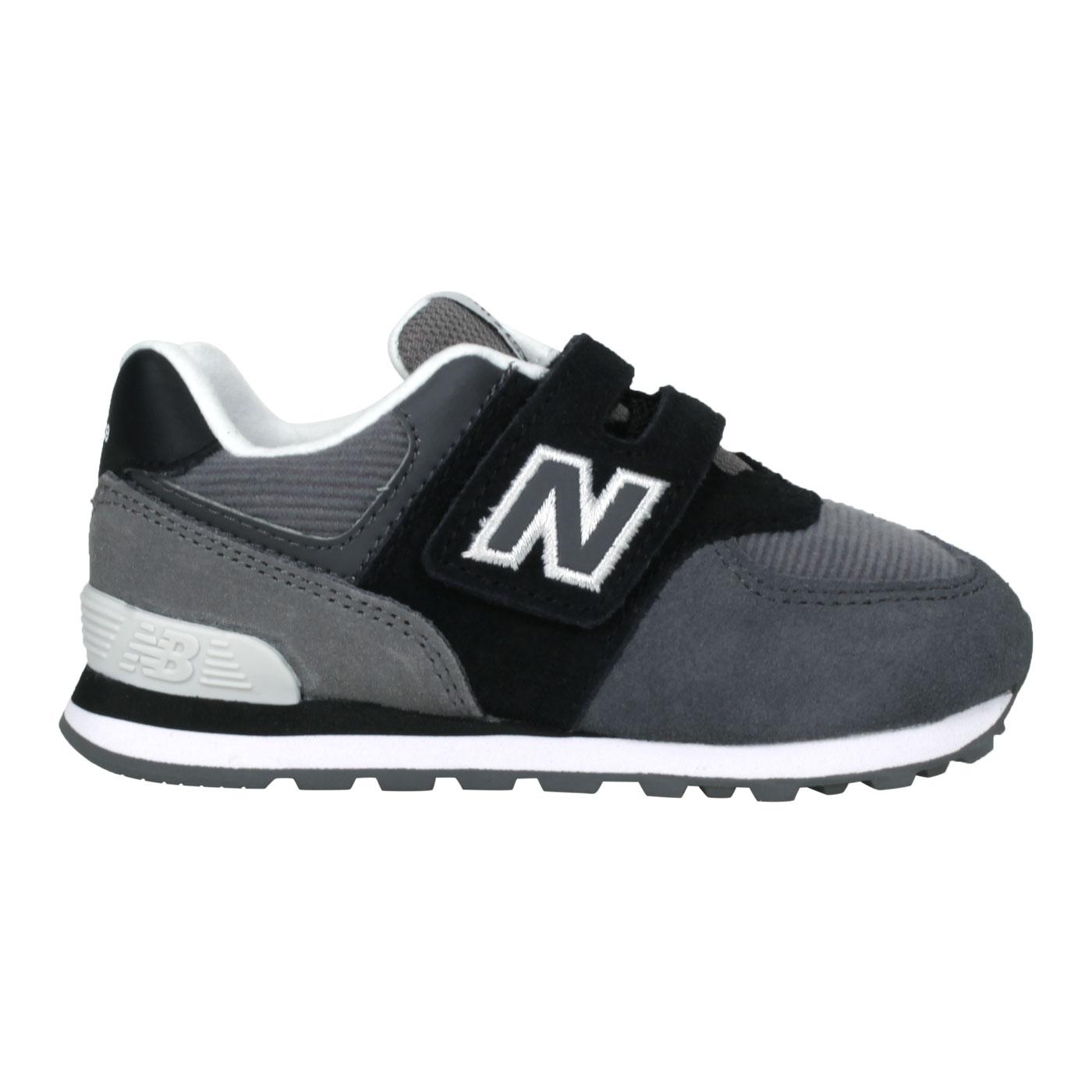 NEW BALANCE 小童休閒運動鞋-WIDE IV574WR1